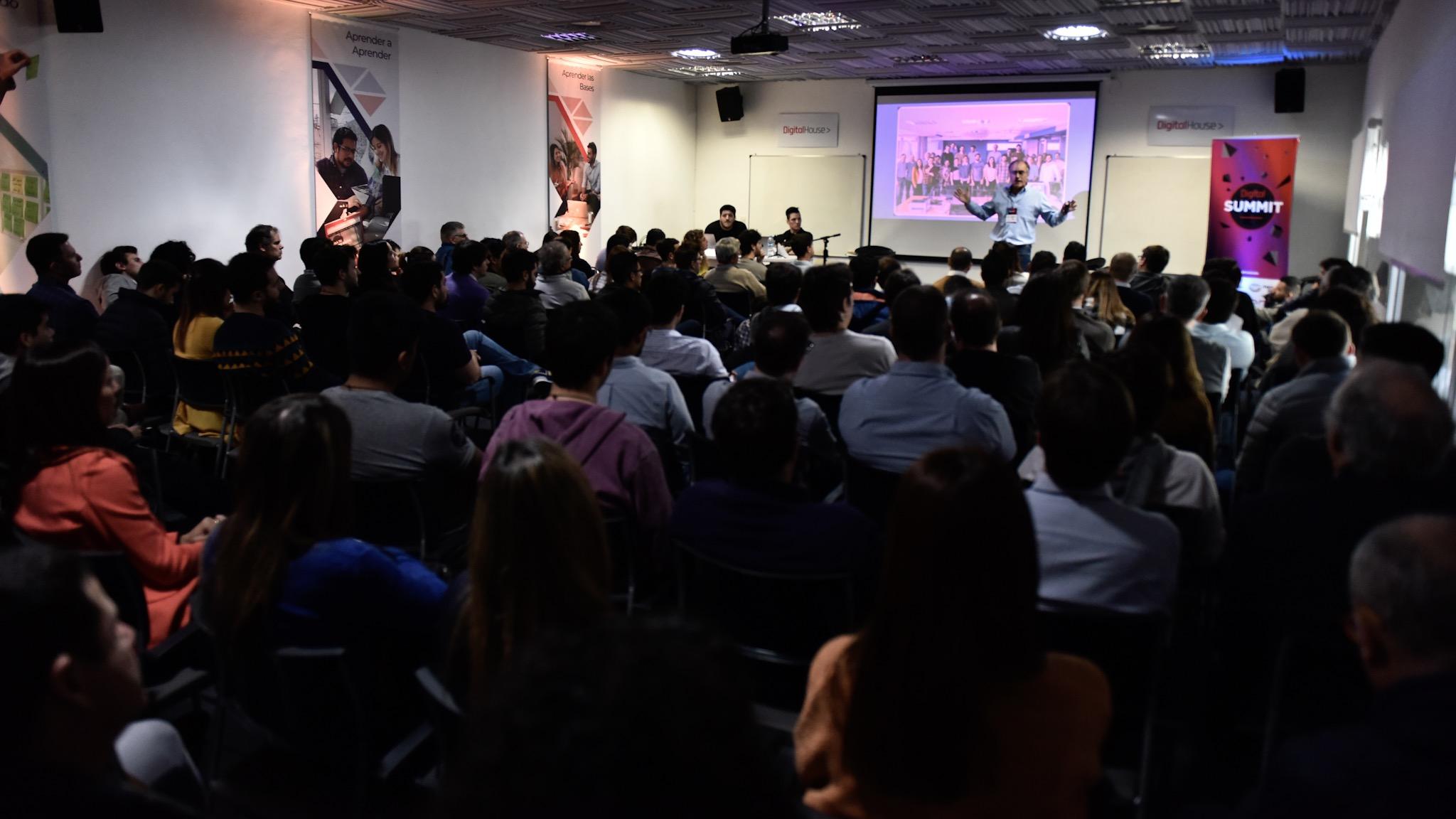 La tercera edición tuvo como objetivo los asistentes se inspiren y actualicen sobre las últimas tendencias vinculadas con la transformación digital