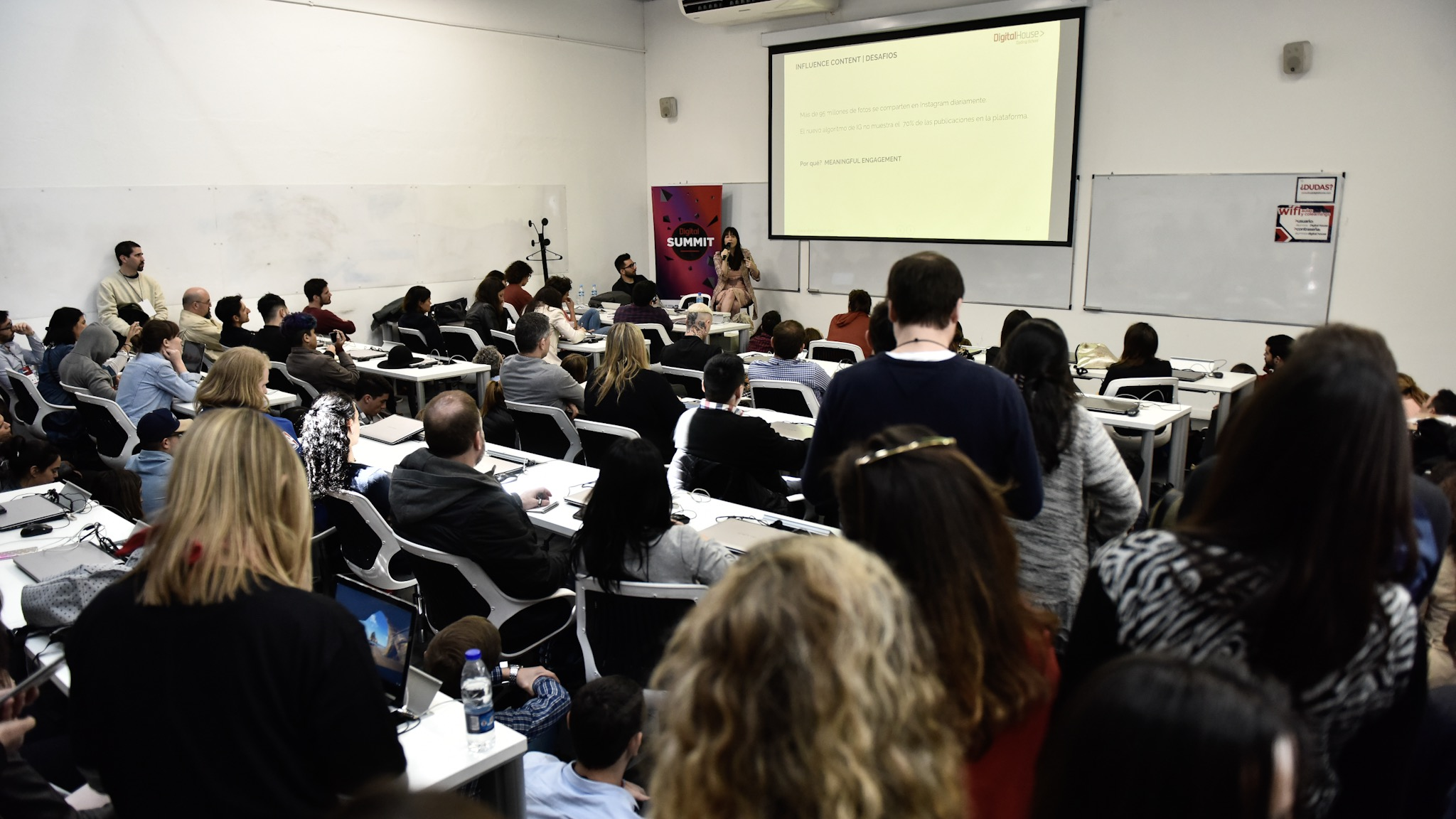 La tercera edición se desarrolló en el campus del coding school Digital House