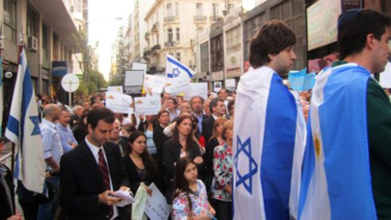 Las denuncias hechas por la colectividad judía representaron un cuarto del total entre 2016 y 2017