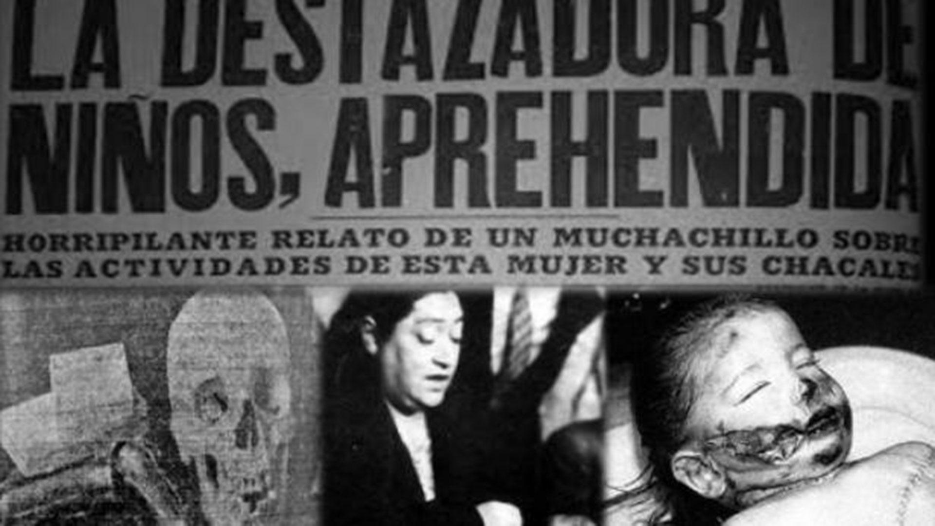 La noticia de su captura en abril de 1941