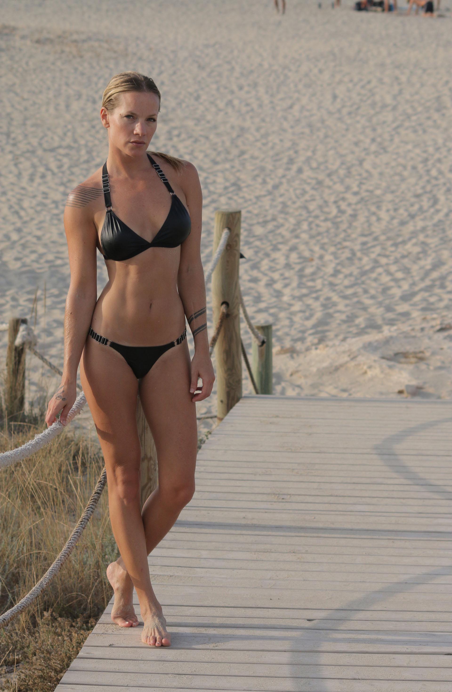 Virginia planea volver a Ibiza próximamente
