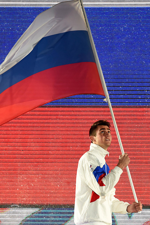 Juegos Olímpicos de la Juventud 2018, ceremonia inaugural. (Foto Matías Campaya/GENTE)