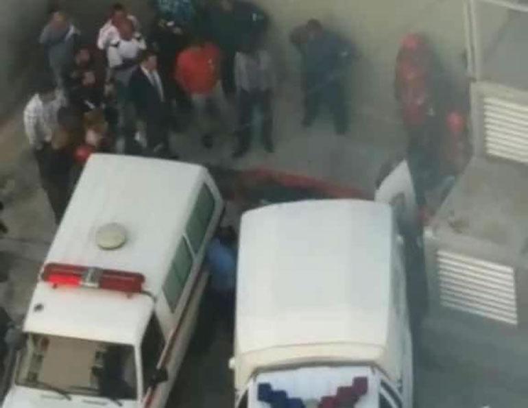 Fernando Albán cayó del décimo piso del Sebin, en Caracas