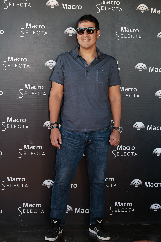 Santiago Brito, gerente divisional de Banco Macro