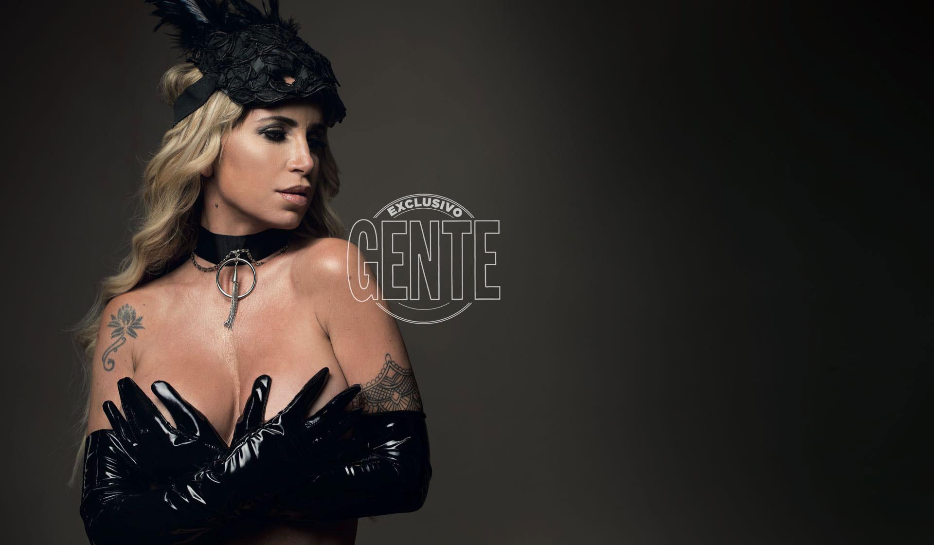 Florencia Peña. (Fotos: Christian Beliera/Gente)