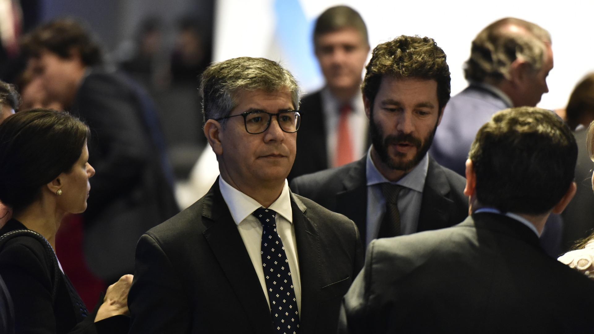 El juez Néstor Guillermo Costabel, miembro del Tribunal Oral Federal 4