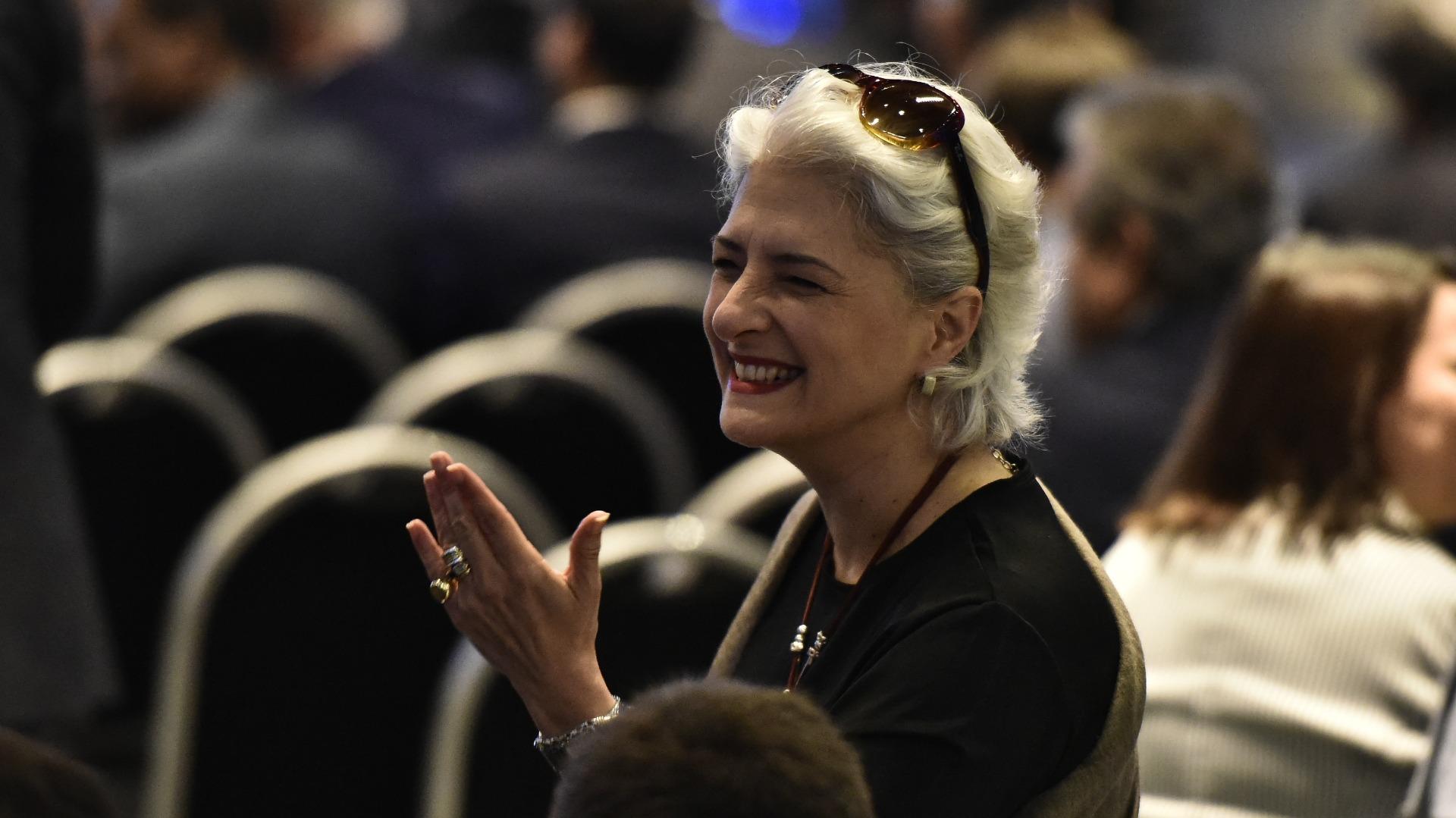 La jueza María Gabriela López Iñíguez