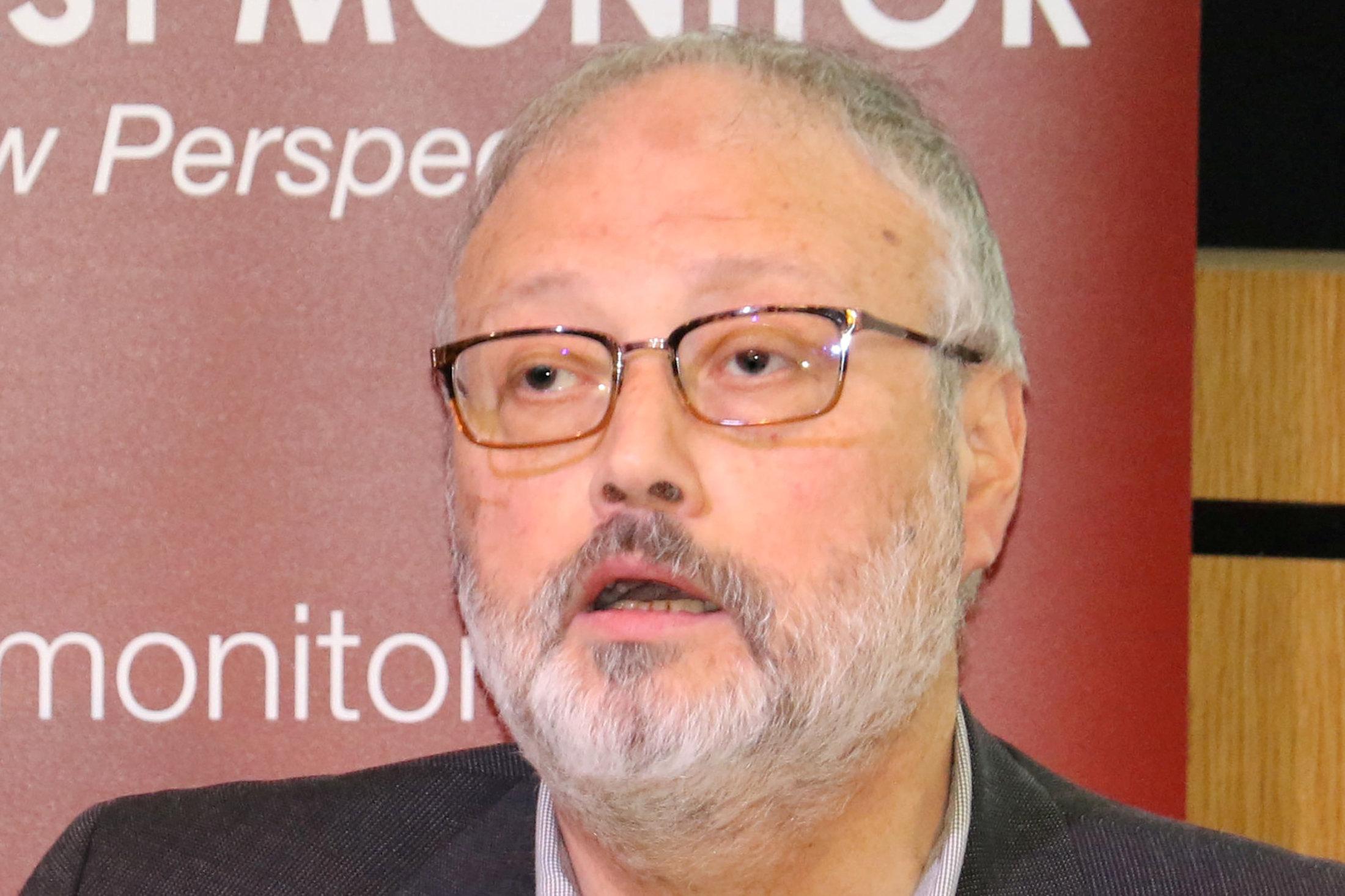 Un informe saudí en preparación reconocería que Jamal Khashoggi murió dentro del consulado en Estambul (Middle East Monitor/via Reuters).