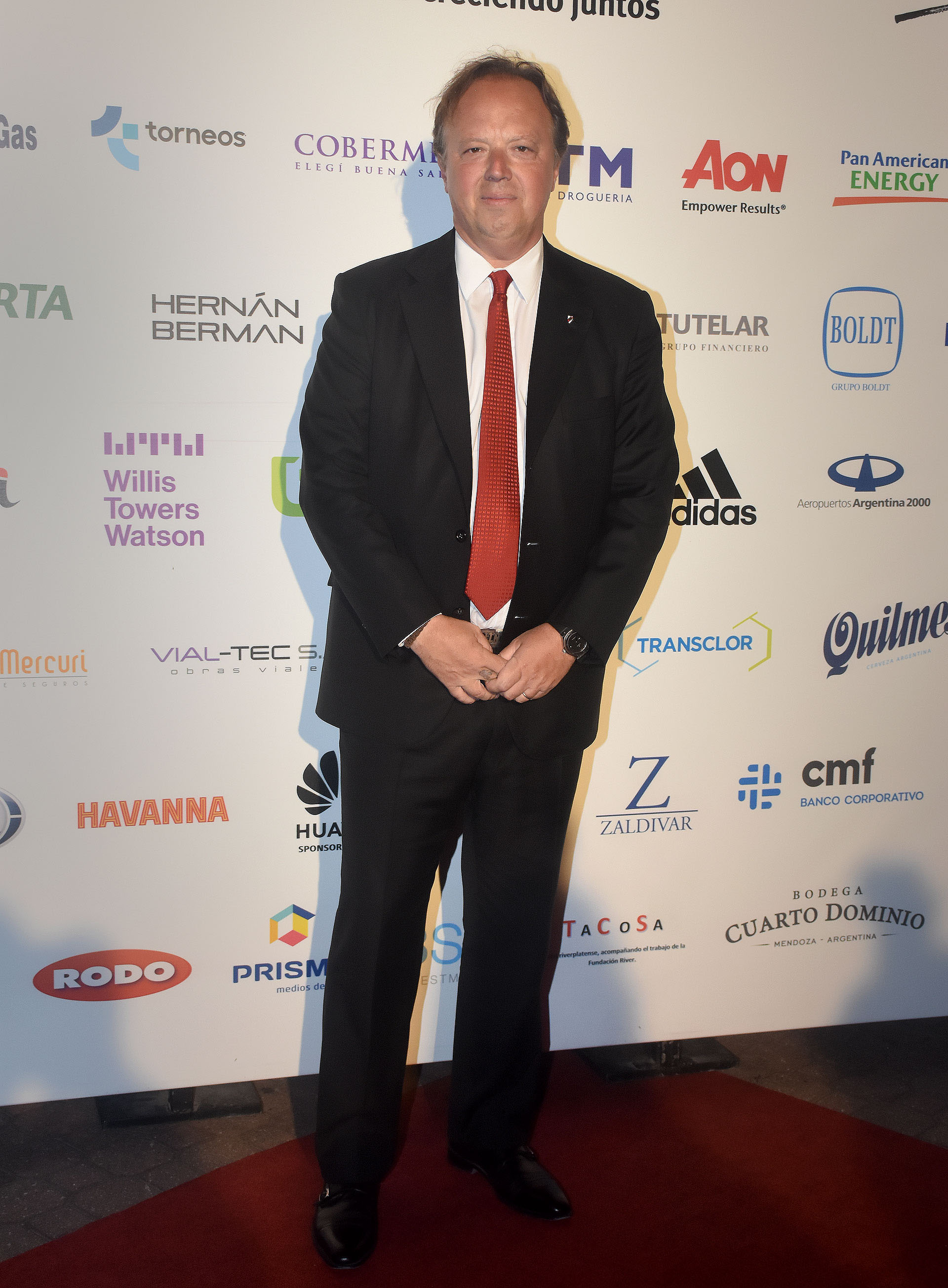 Juan Ignacio Nápoli, presidente del Banco de Valores