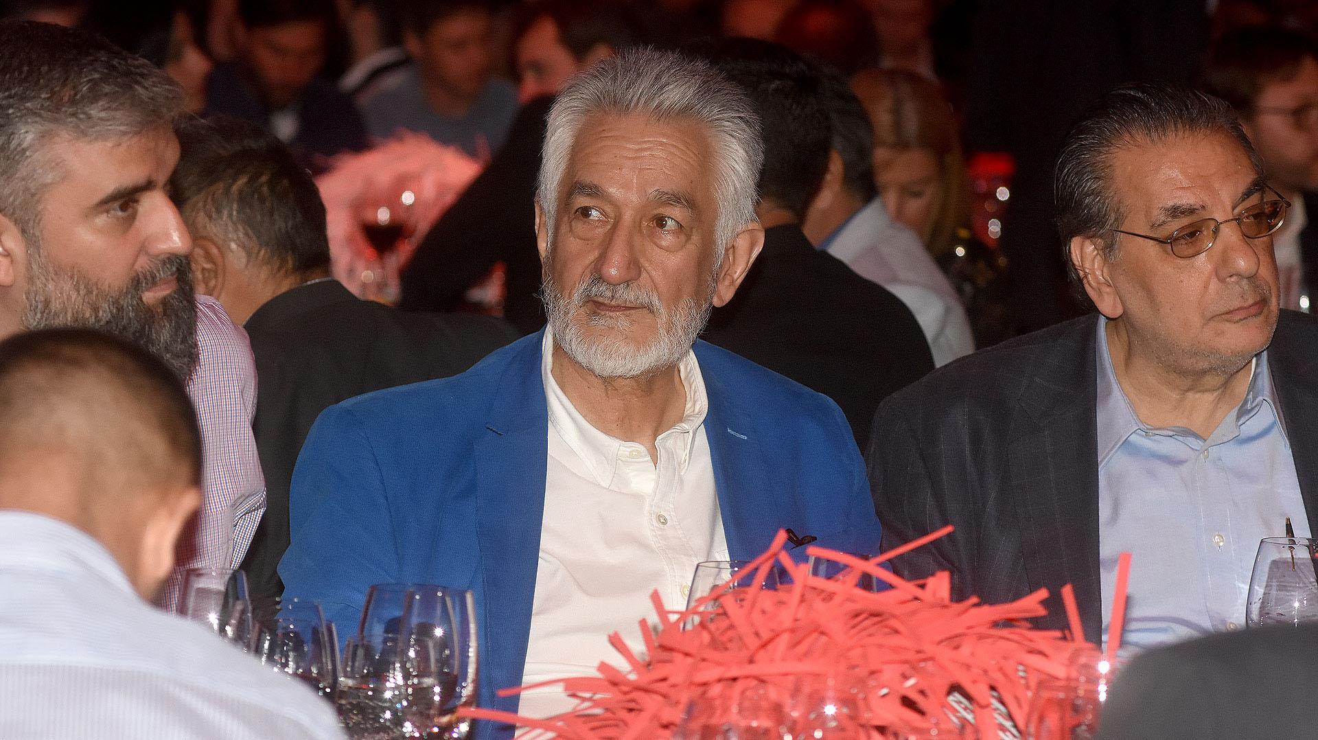 El gobernador de San Luis, Alberto Rodríguez Saá