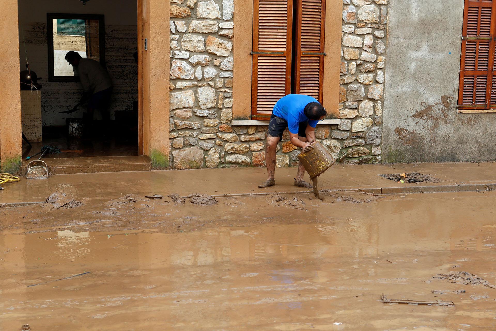 Estas riadas constituyen una de las tragedias más graves causadas por lluvias en los últimos 25 años en España