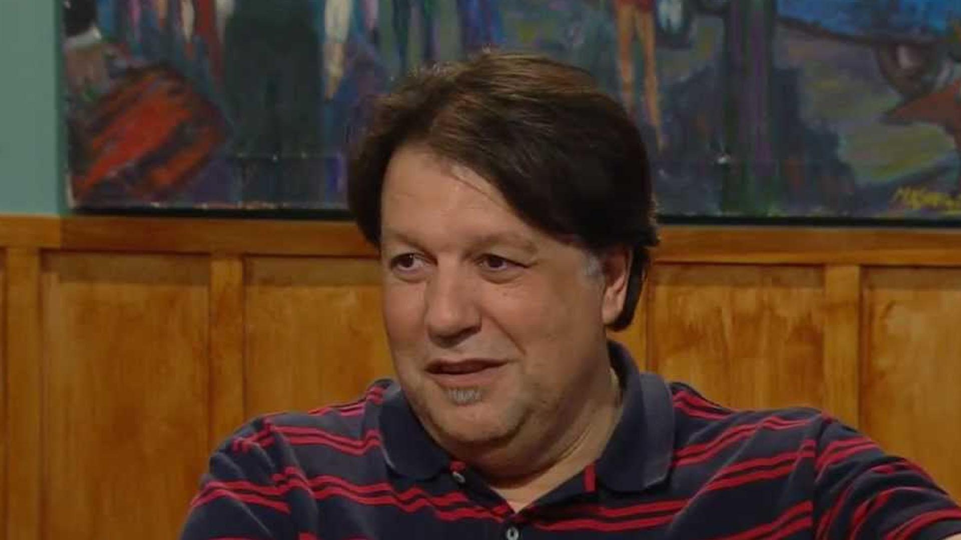 Devoto fue productor de la película sobre Néstor Kirchner