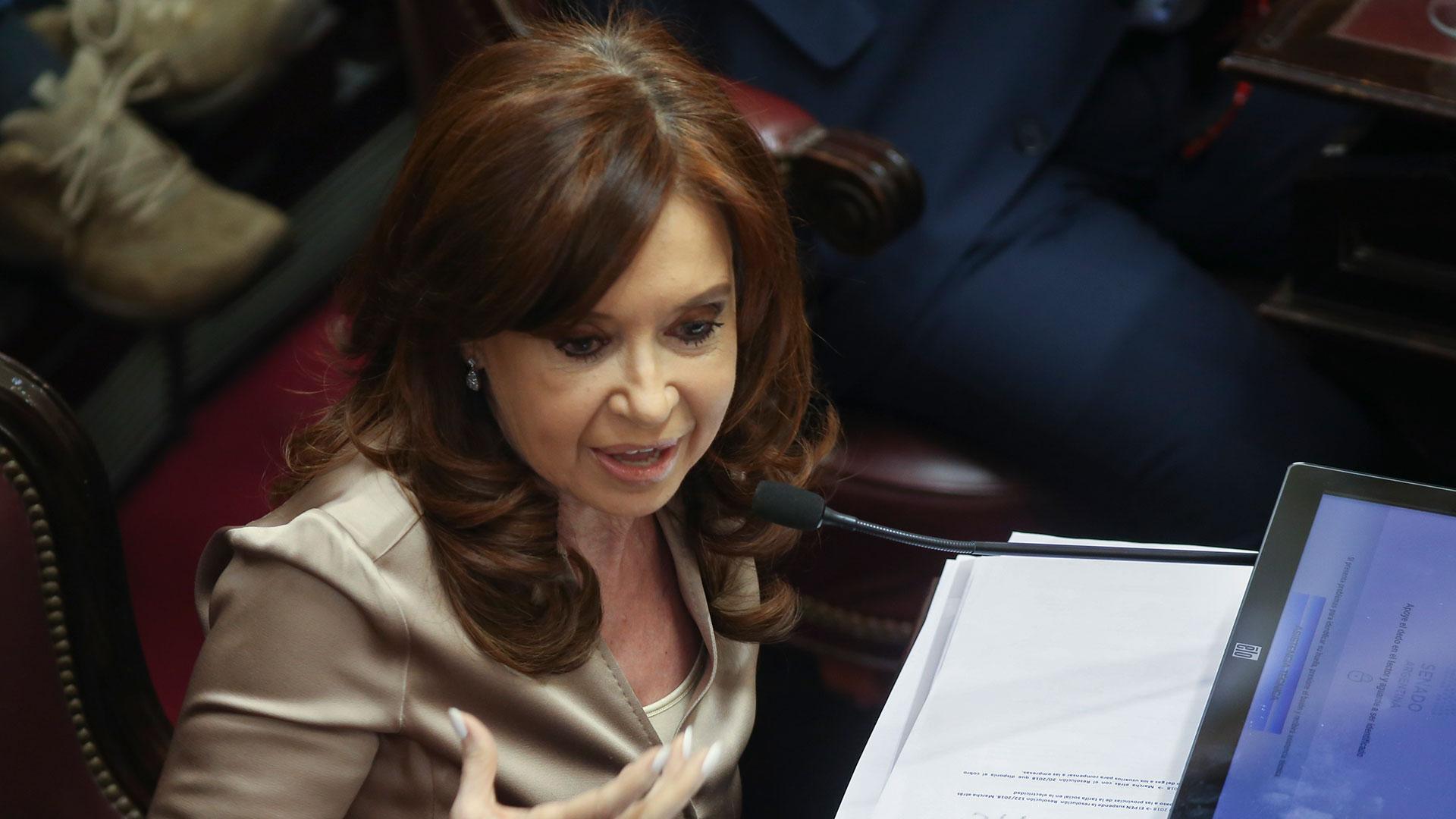 Cristina Kirchner (NA)