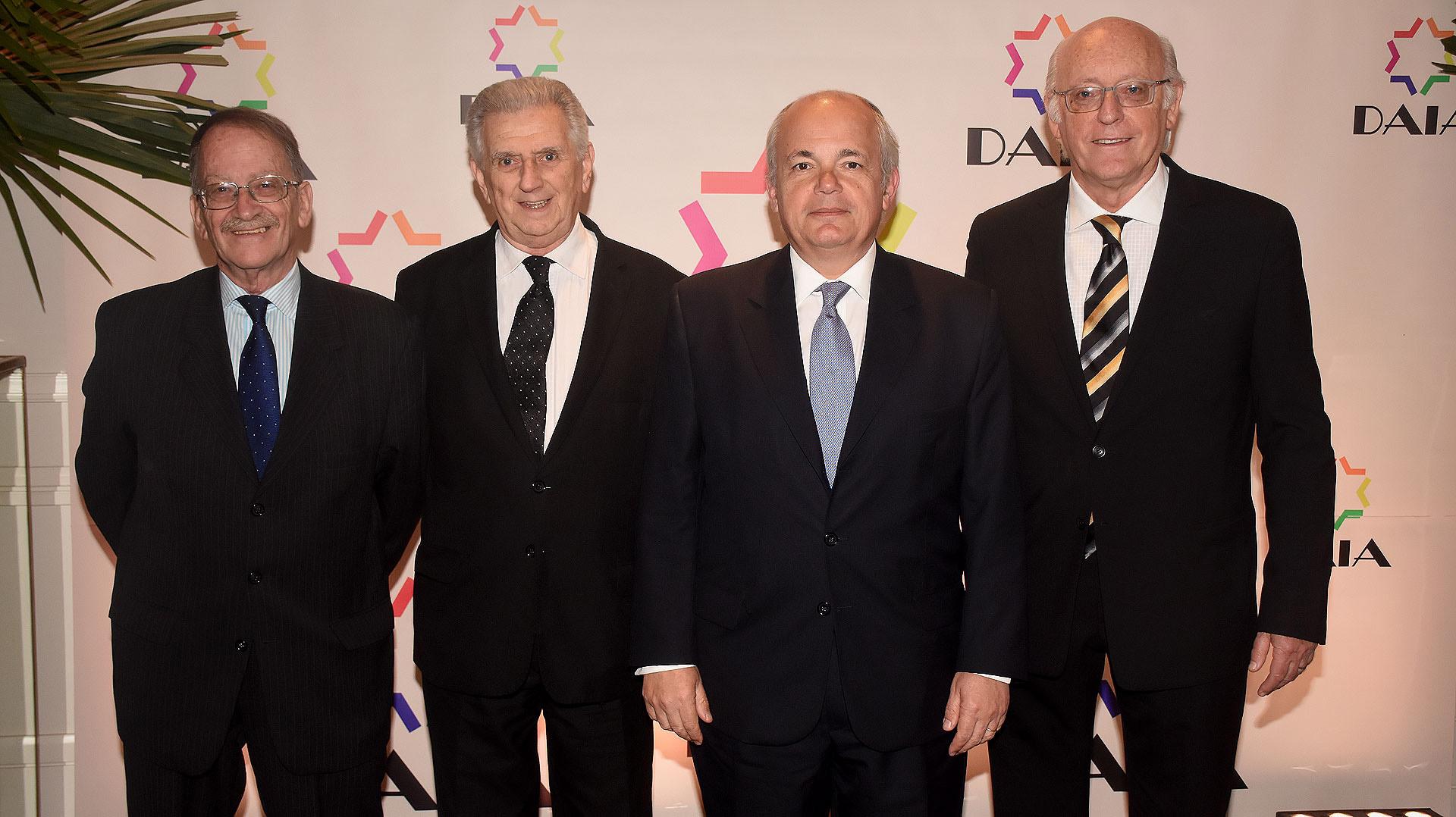 La comisión directiva de la DAIA recibe al abogado Alejandro Fargosi