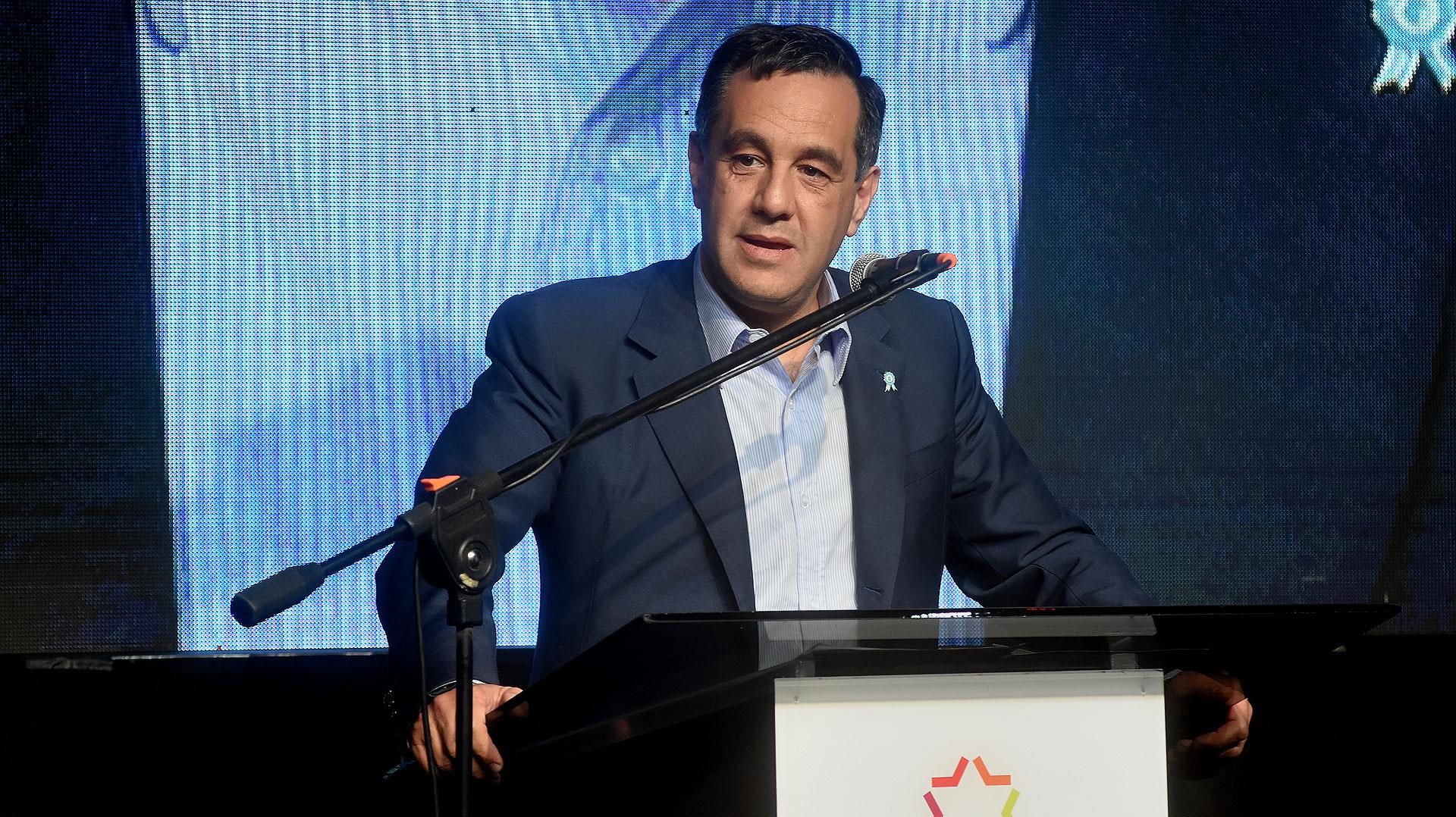 El ministro de Educación, Cultura, Ciencia y Tecnología, Alejandro Finocchiaro