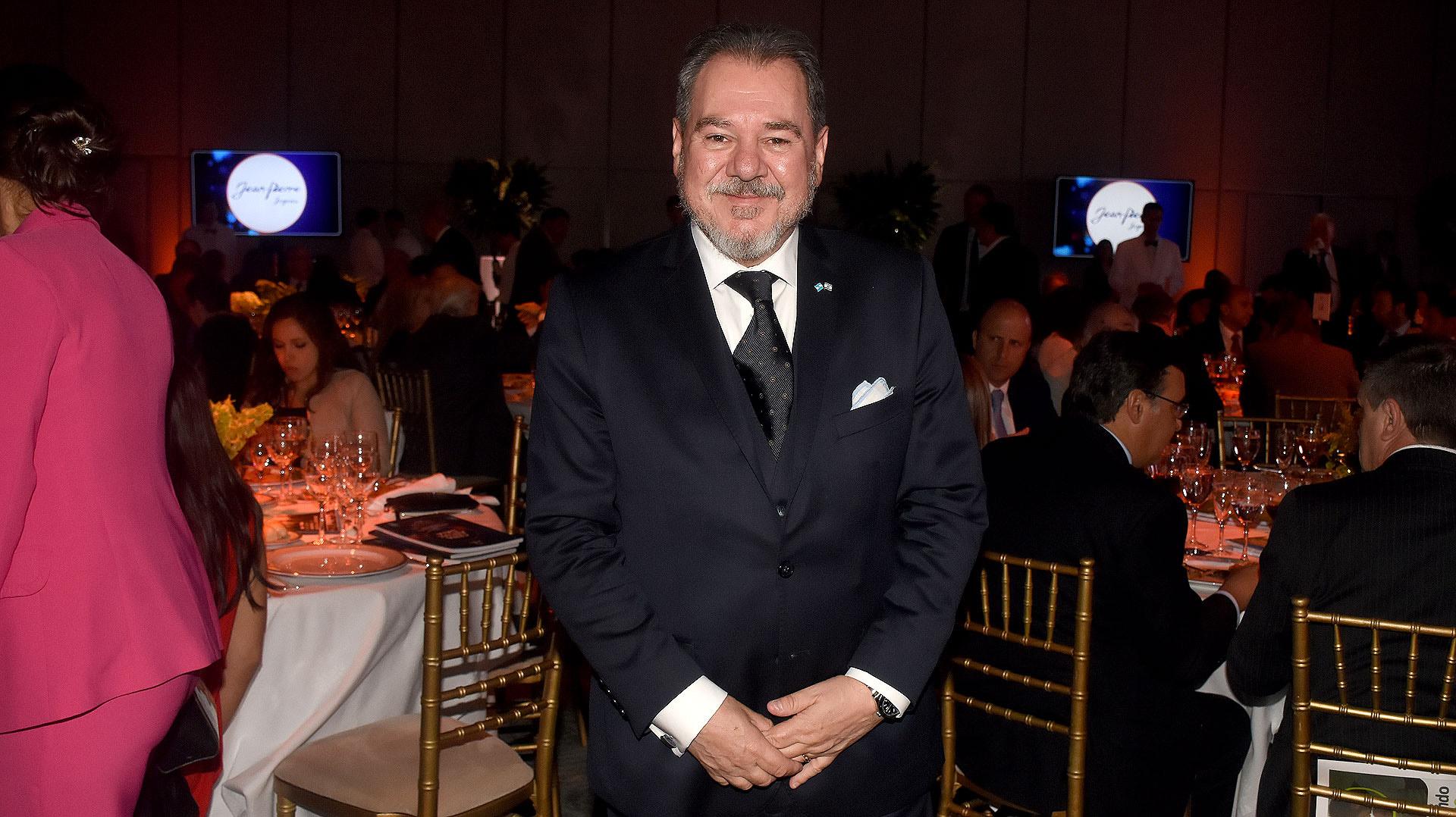 Mario Montoto, presidente de la Cámara de Comercio Argentino Israelí