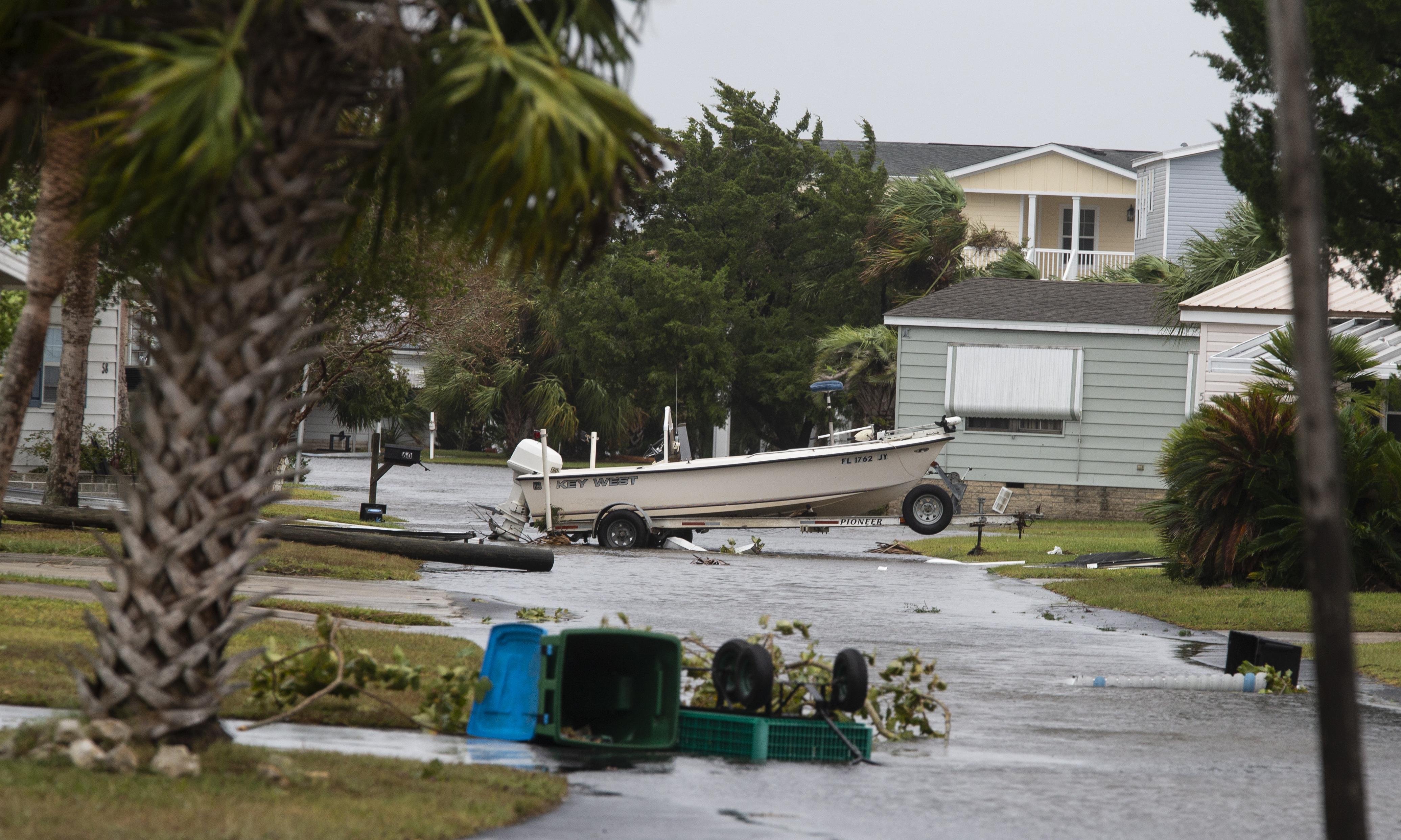 Crawfordville, Florida. (Mark Wallheiser/Getty Images/AFP)