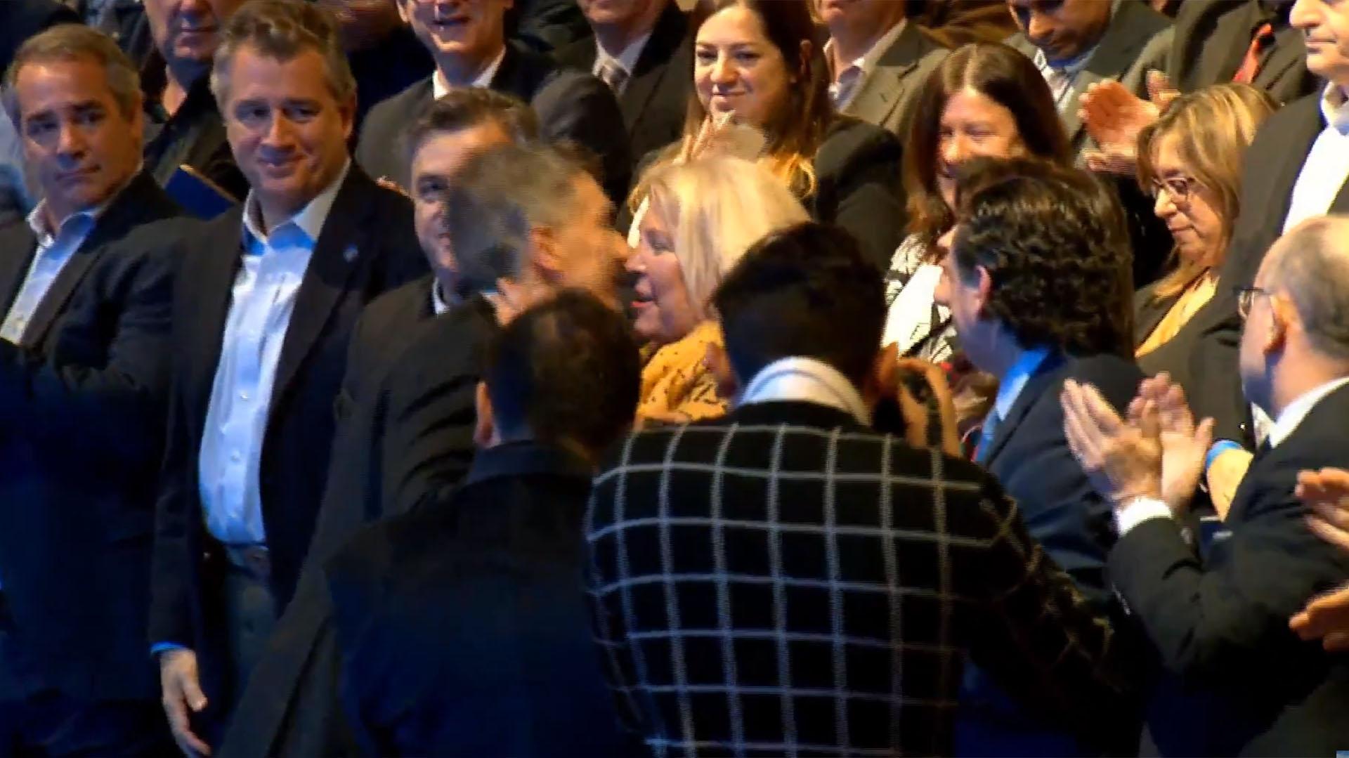 Para Urtubey, las últimas palabras desafiantes de Elisa Carrió terminaron afectando al presidente Mauricio Macri