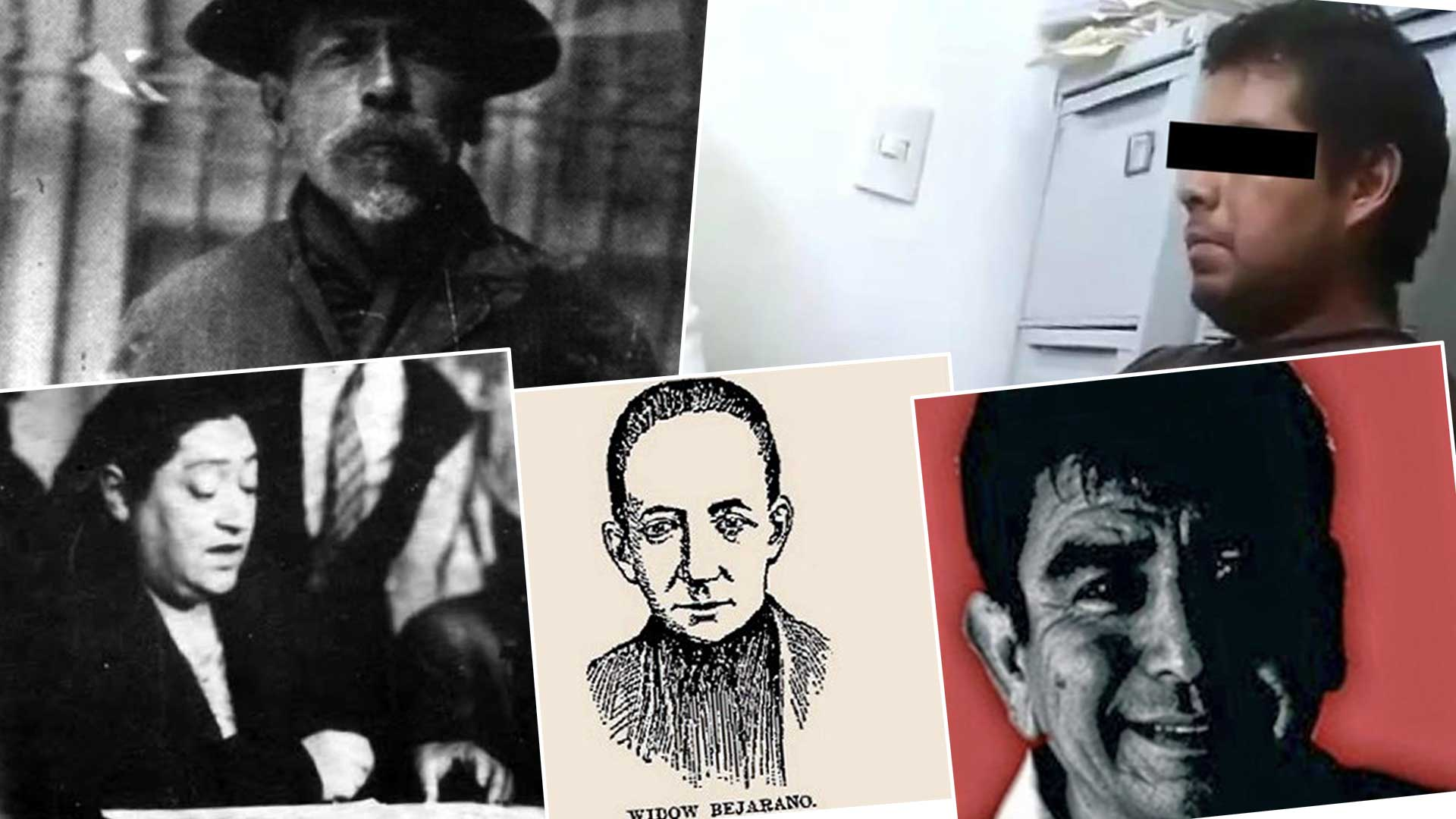 Los primeros asesinos seriales en México aparecieron a finales del siglo 19