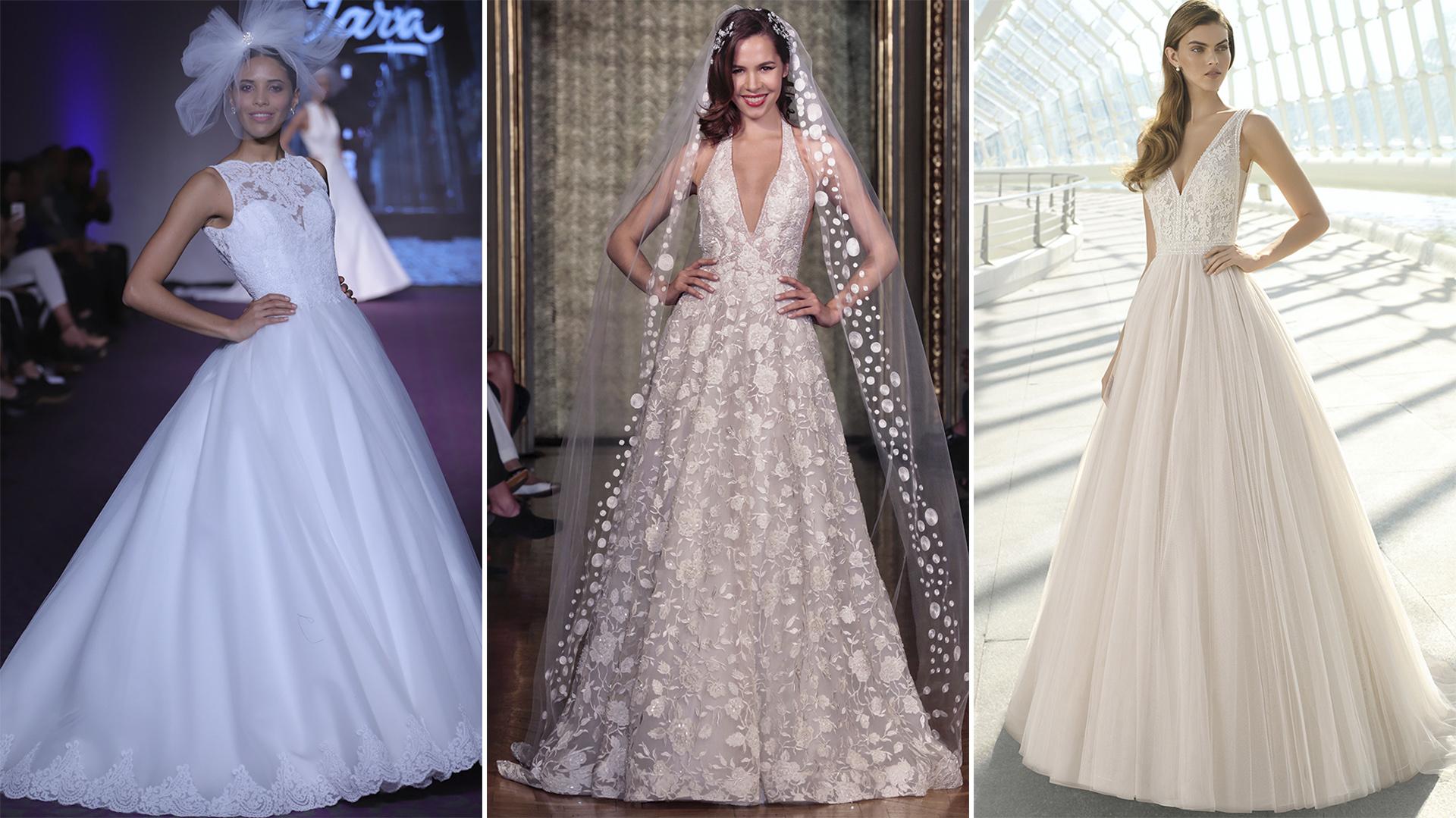 044844326 Temporada de bodas: 17 diseños de autor para las novias modernas ...