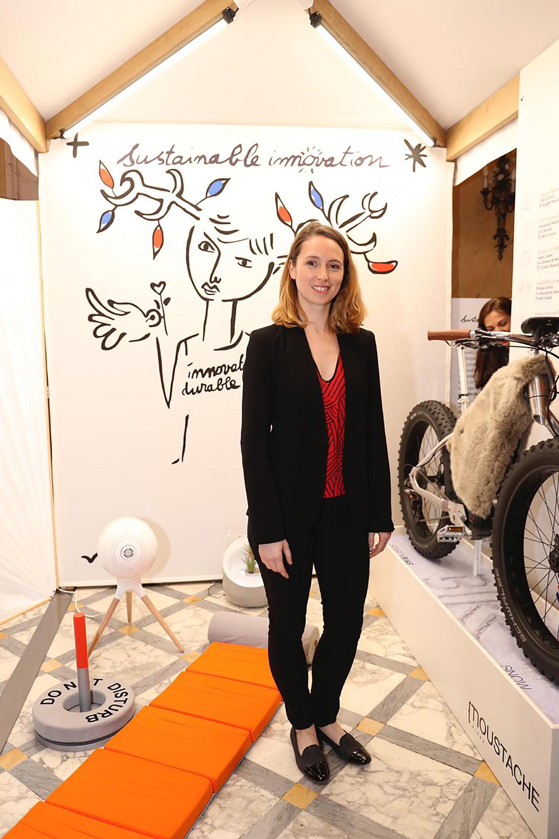 Paula Bisiau, subsecretaria de Movilidad Sustentable y Segura del Gobierno porteño