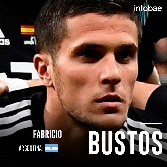 Seleccion Argentina_Fabricio Bustos
