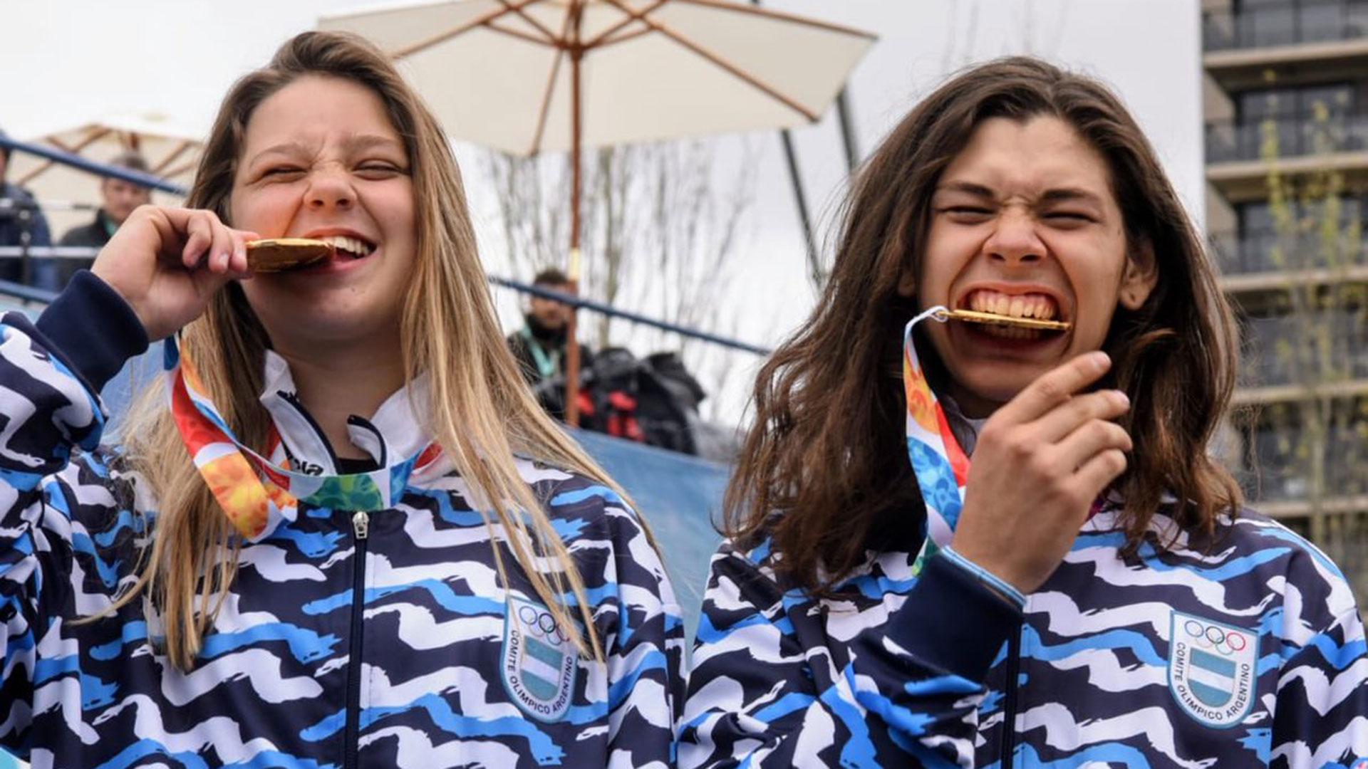 Argentina tiene nueve medallas de oro y se ubica en el séptimo puesto del medallero (Prensa COA)