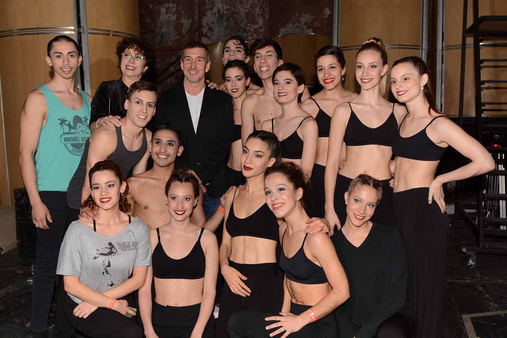 El ballet de la Fundación Julio Bocca