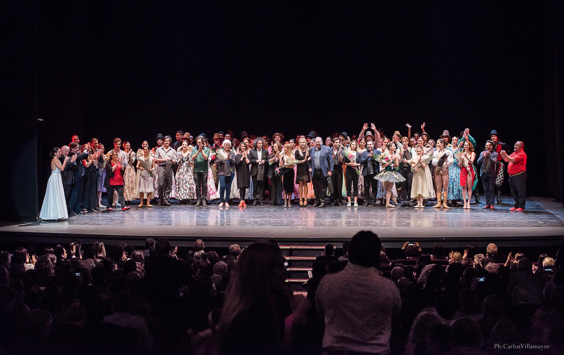 El gran evento a beneficio de la Fundación Julio Bocca, el Patronato de la Infancia y Manos en Acción, que se llevó a cabo en el Teatro Coliseo