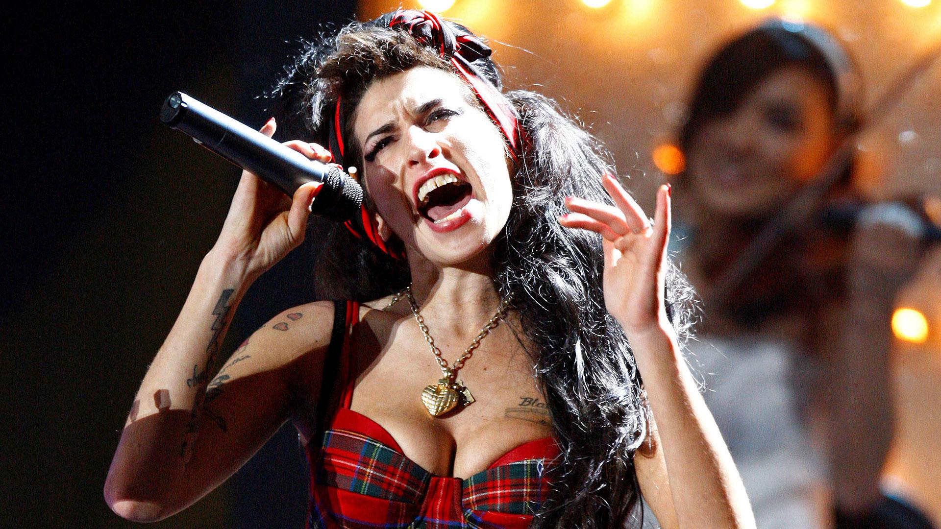 El holograma de Winehouse será proyectado en el escenario frente a una banda en vivo que acompañará la voz de sus grabaciones originales