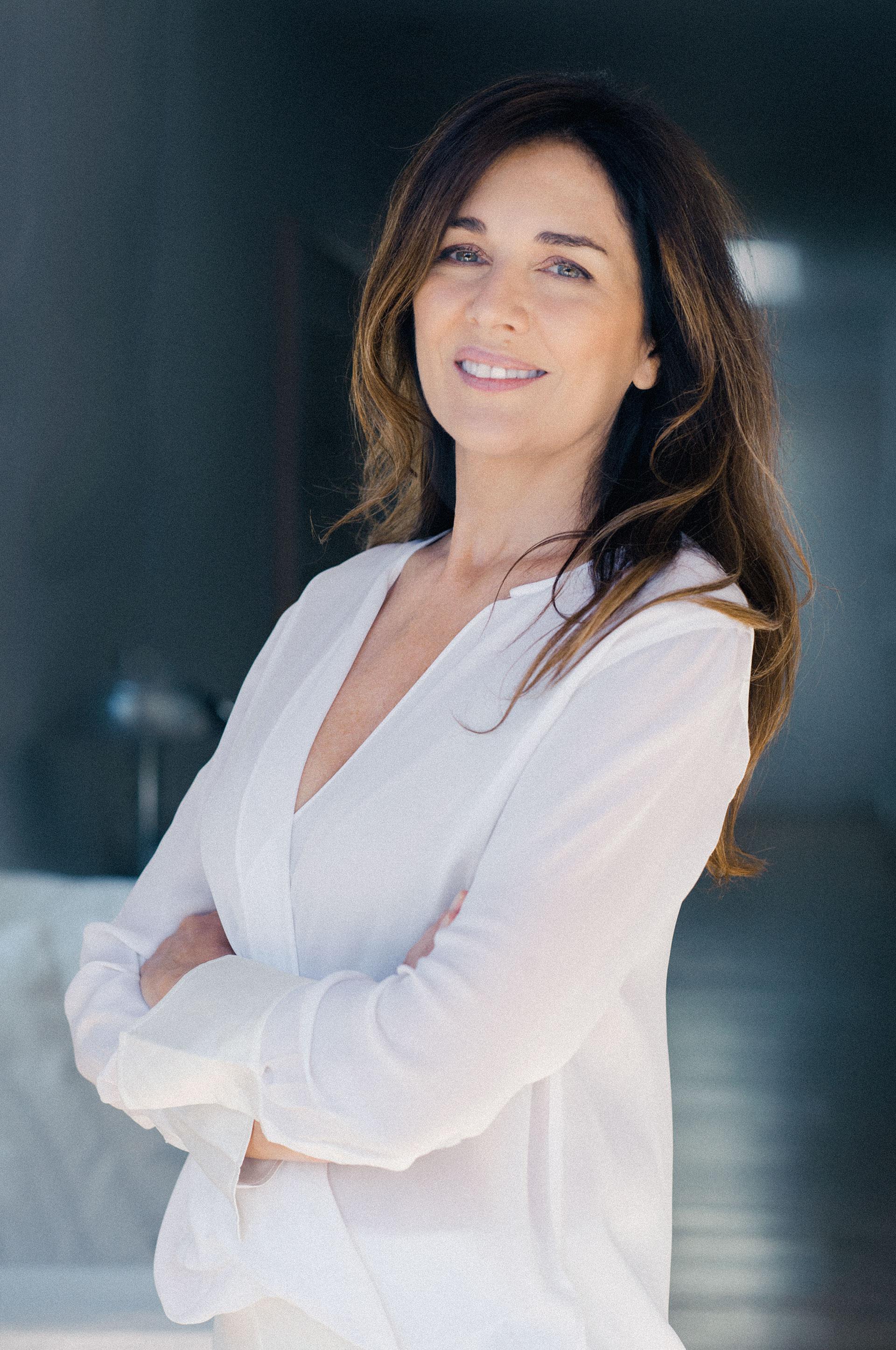 Dijo Frigerio que los hábitos saludables los aprendió de su madre y de observar a las mujeres de su familia (Claudia Cebrian)
