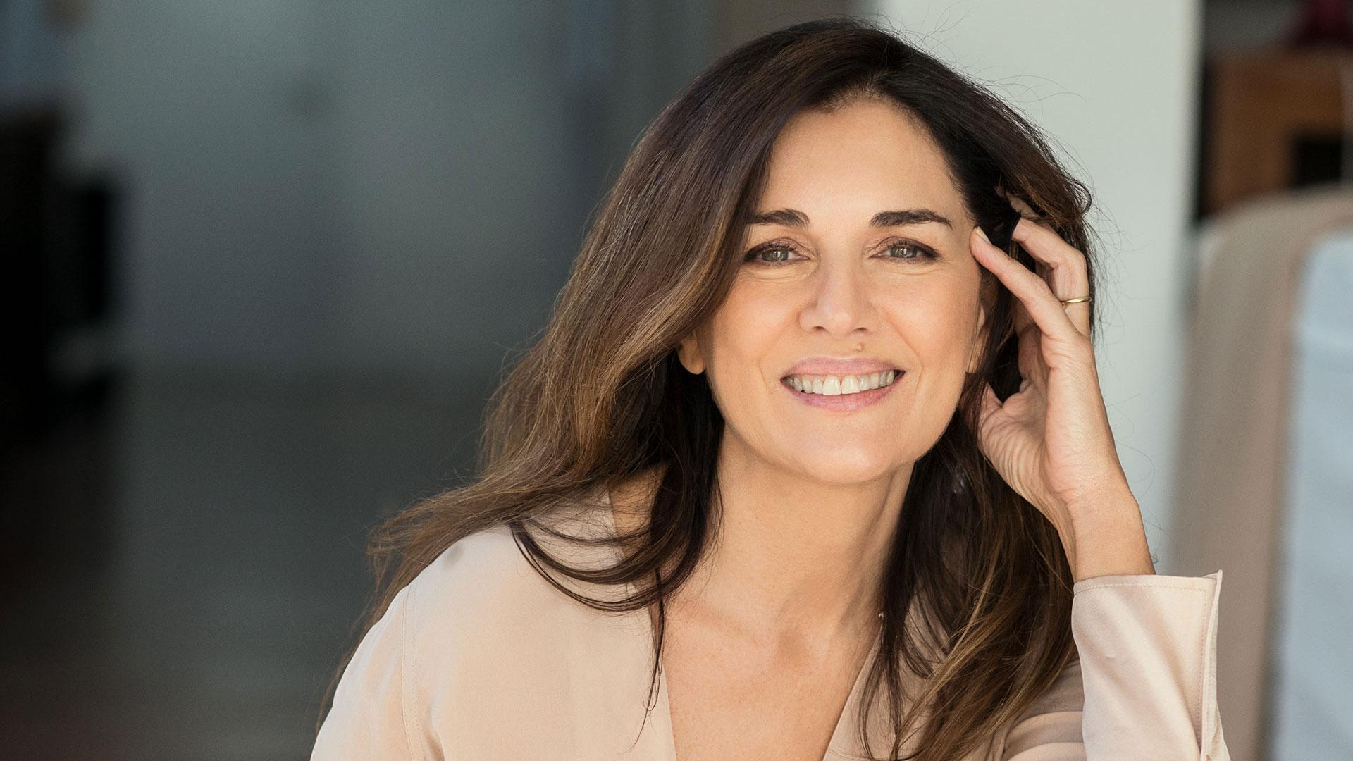 Andrea Frigerio, una diosa a los 57 que elige evitar el quirófano (Claudia Cebrian)