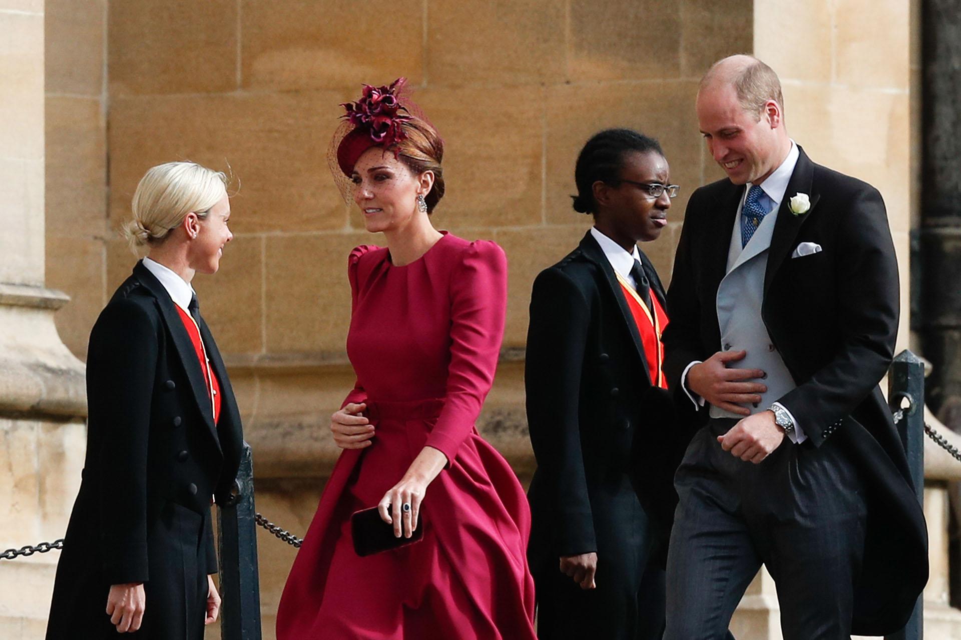 Los Duques de Cambridge, Kate Middleton y William