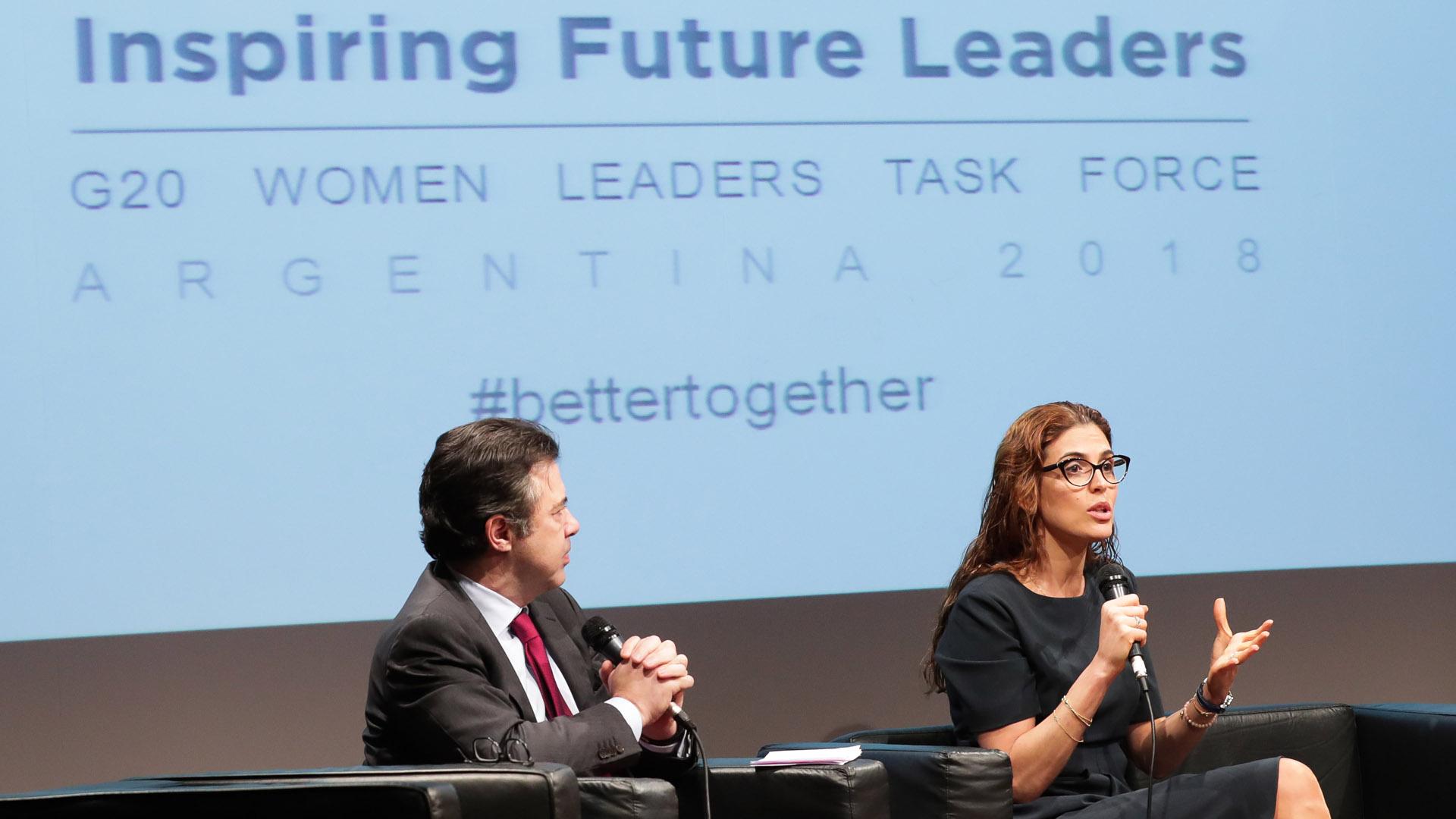 La Power Couple de Brasil, Claudia Sender y Jean-Claude Ramirez