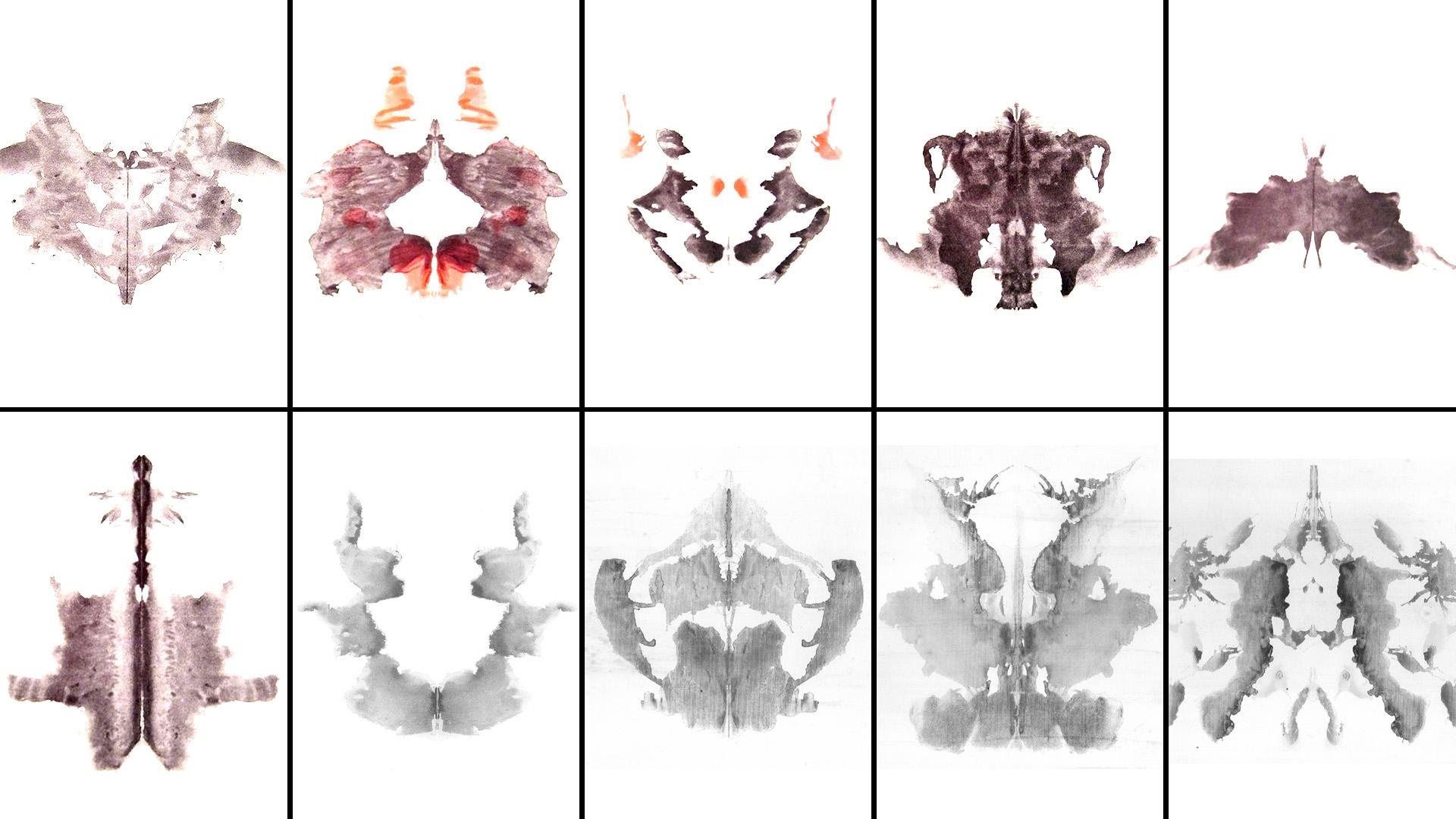 Test de Rorschach: ¿qué significa cada imagen? - Infobae