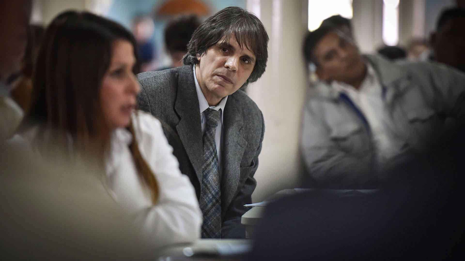 Andrés Harfuch (Guille Llamos)