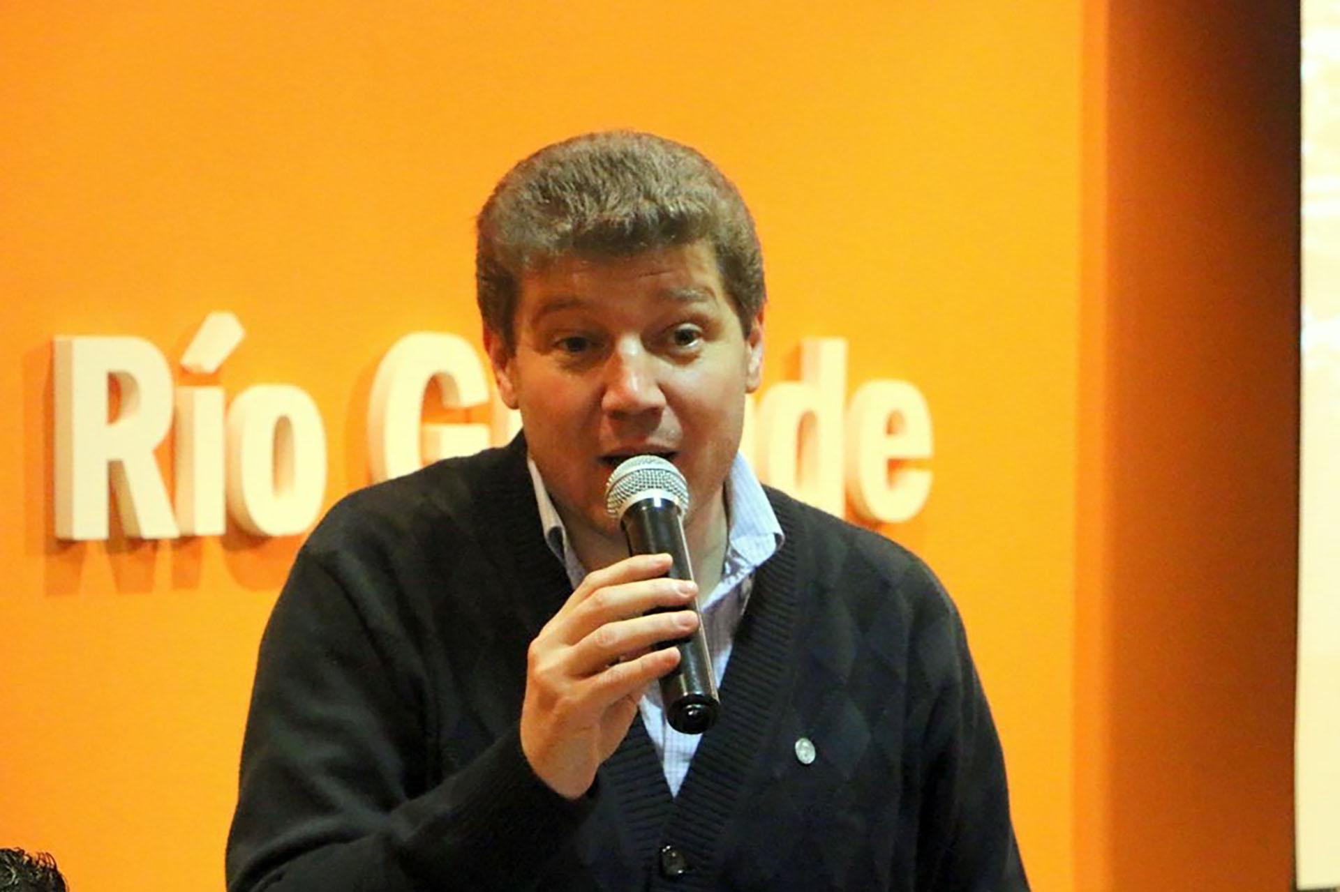 Investigacion al Intendente Melella en Rio Grande Gustavo Melella crédito Sur54