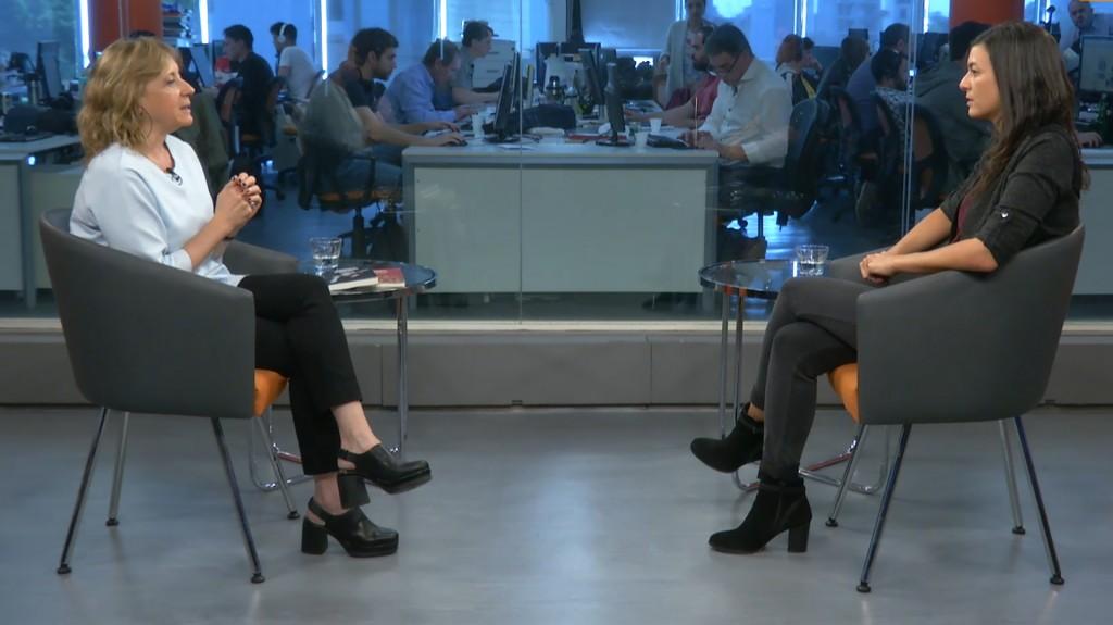 Entrevista a Samanta Schweblin (1)