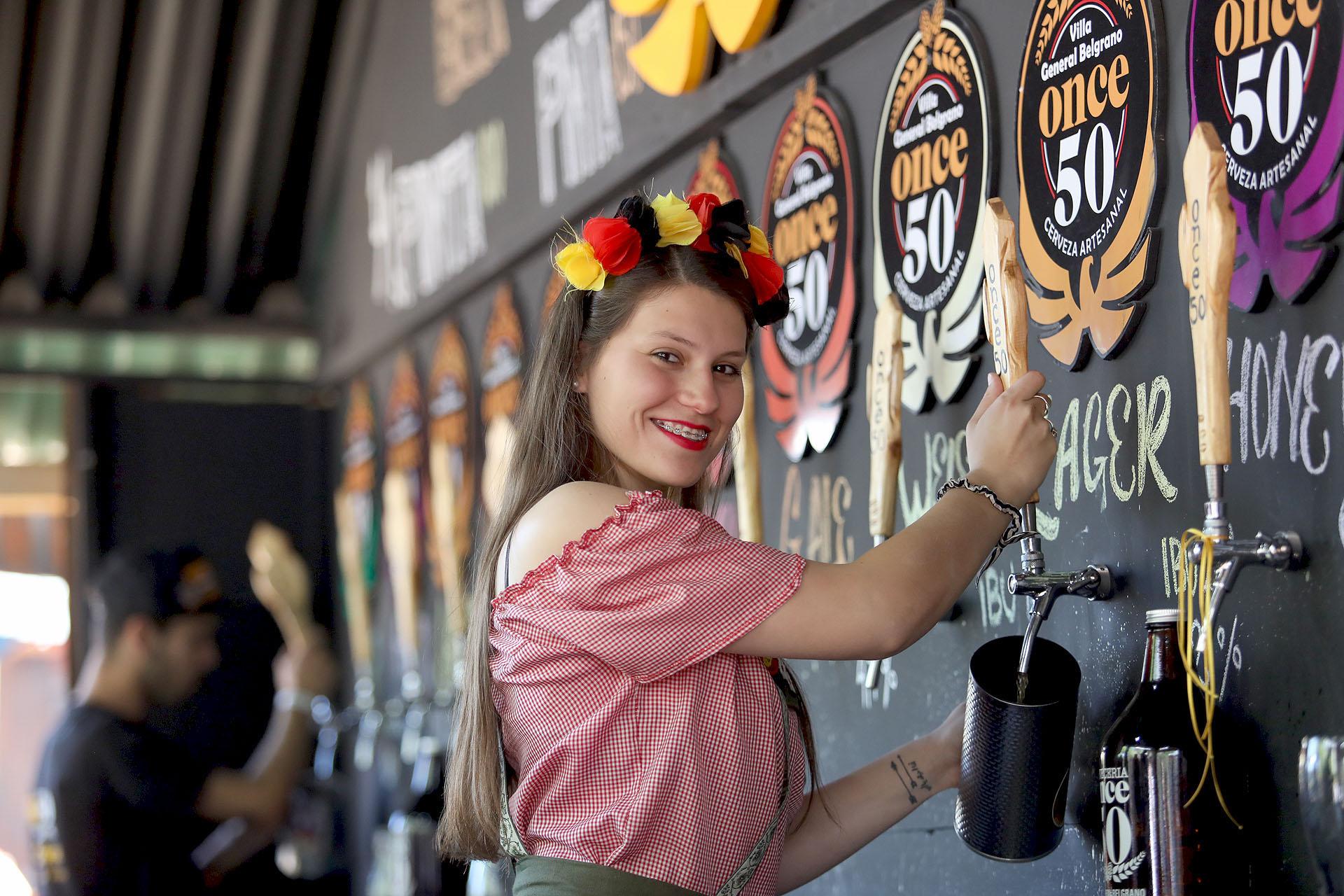 Hay más de 12 tipos de cervezas artesanales para degustar