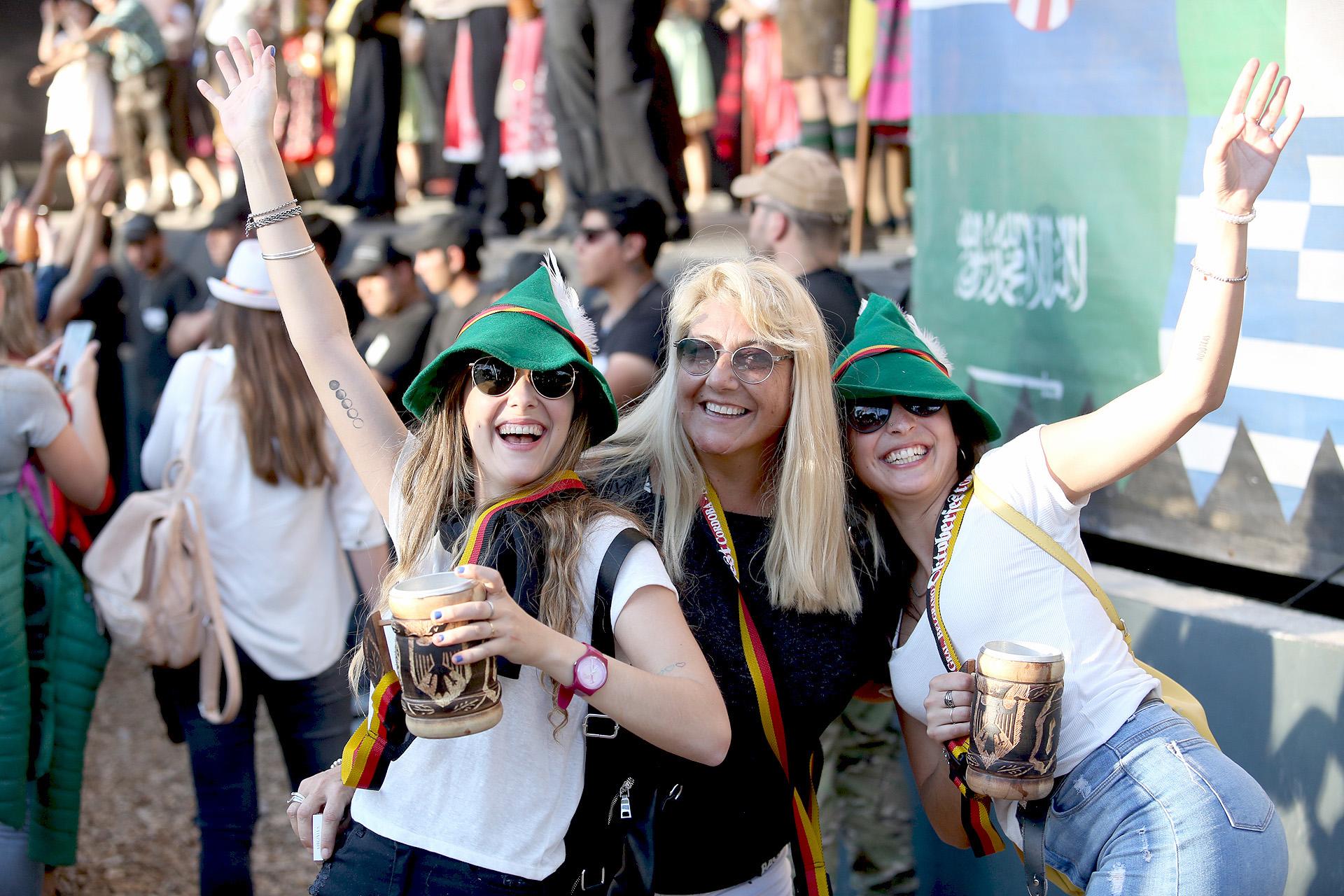 La 55° edición de la Fiesta Nacional de la Cerveza atrae a viajeros de todo el país