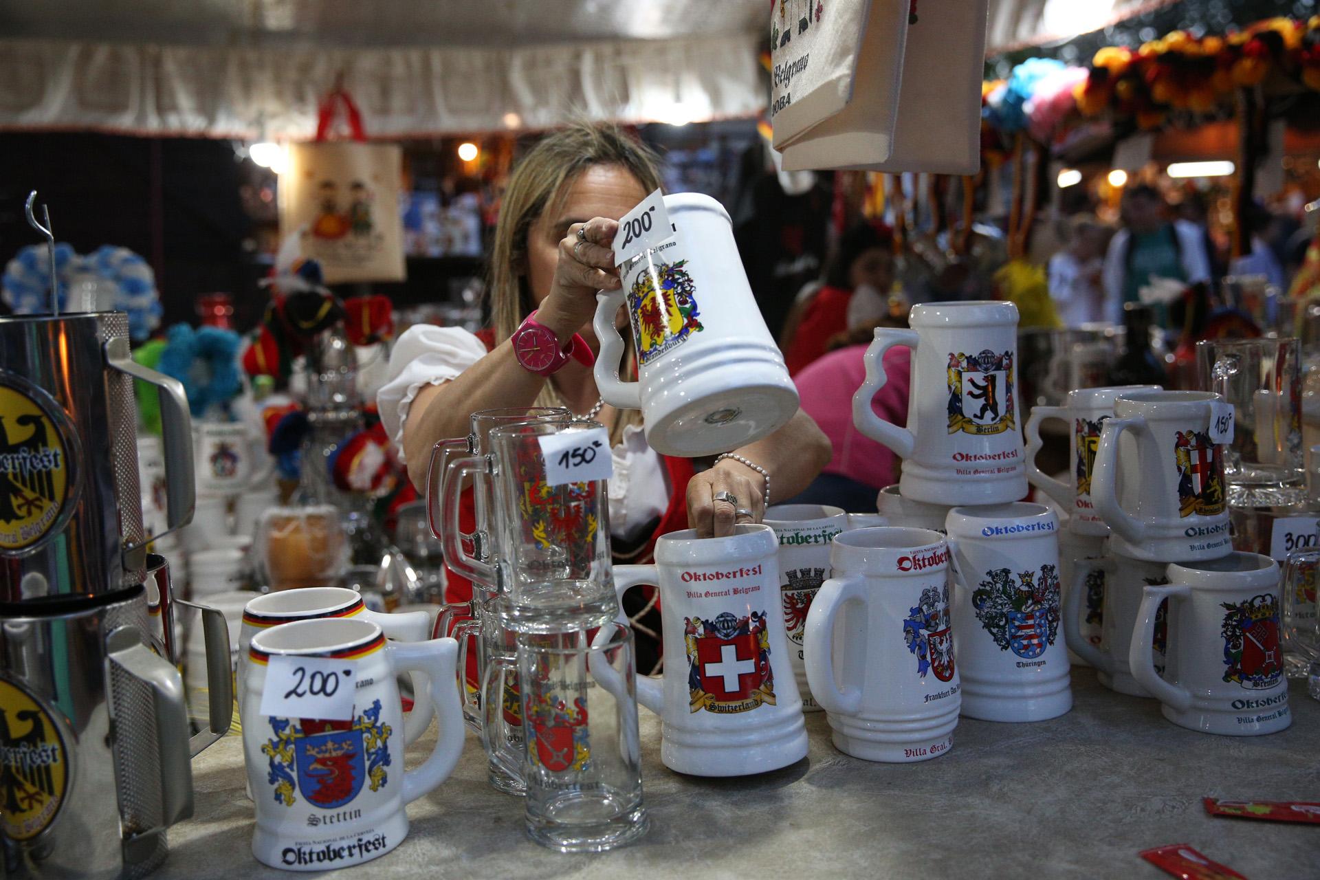 La fiesta más popular de la cerveza se festeja en Villa General Belgrano, Córdoba