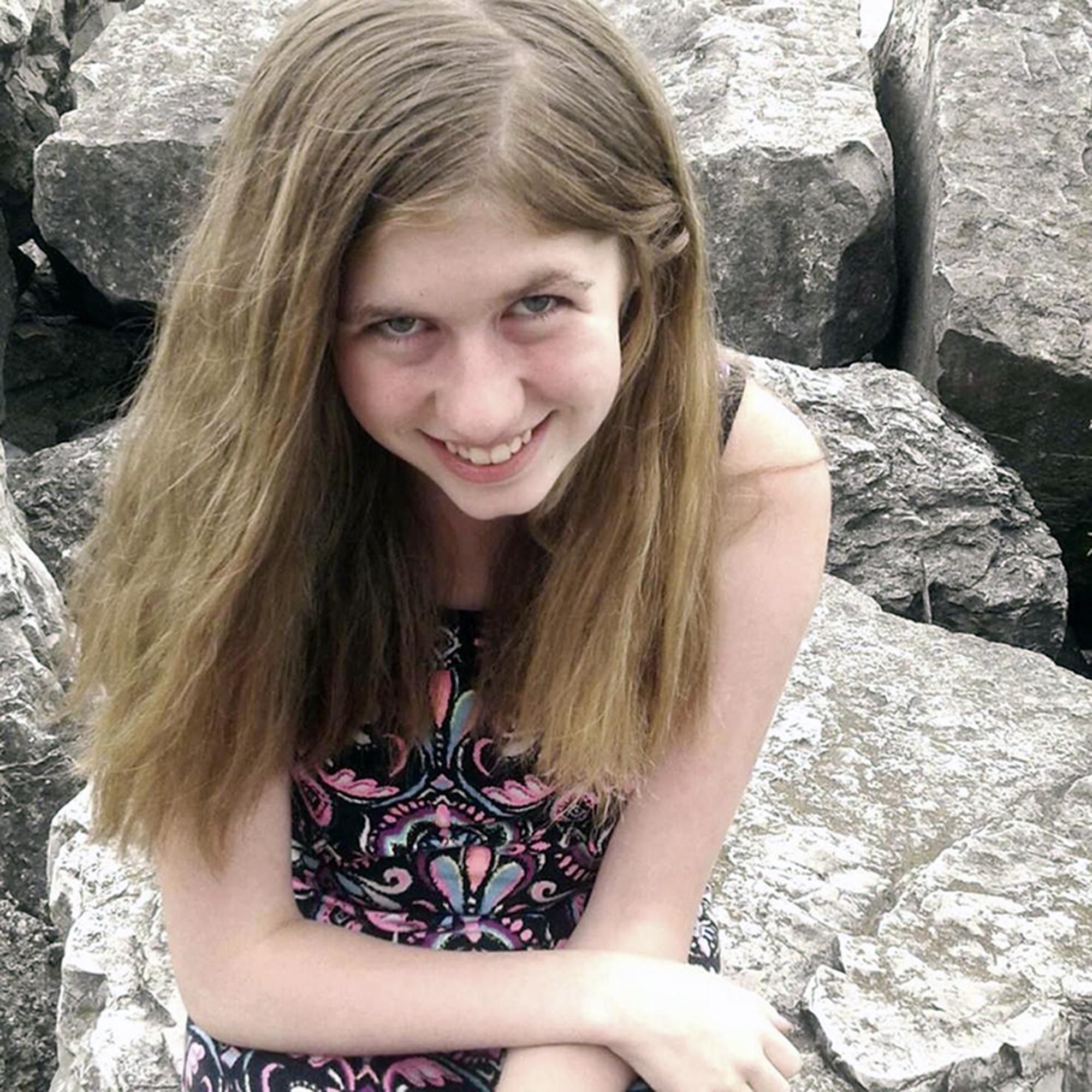Jayme Closs, la niña desaparecida (AP)
