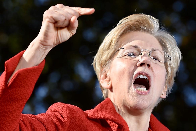 La senadora Warren presentó una iniciativa que busca limitar el poder de los gigantes tecnológicos con el fin de favorecer la competencia.
