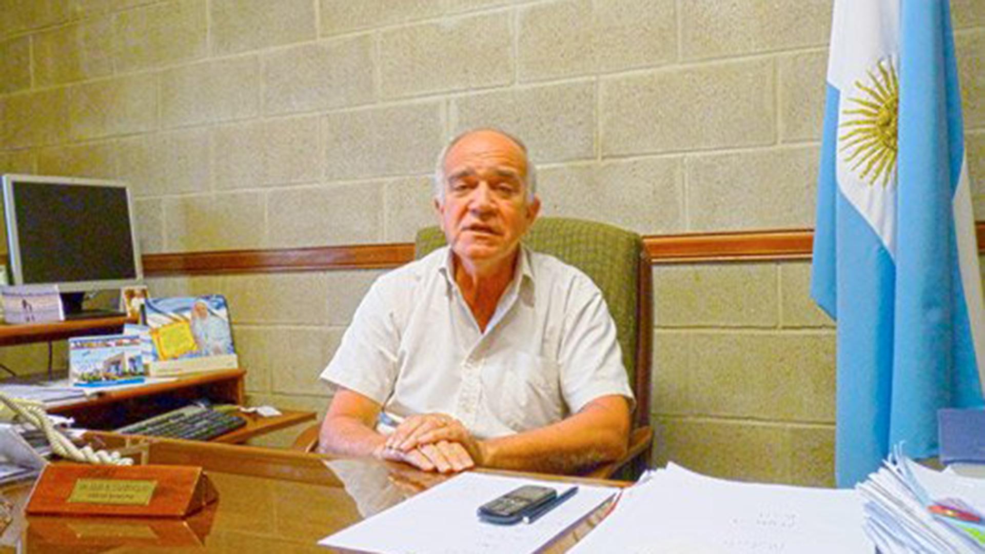 Luis Carzoglio, juez de Garantías de Avellaneda