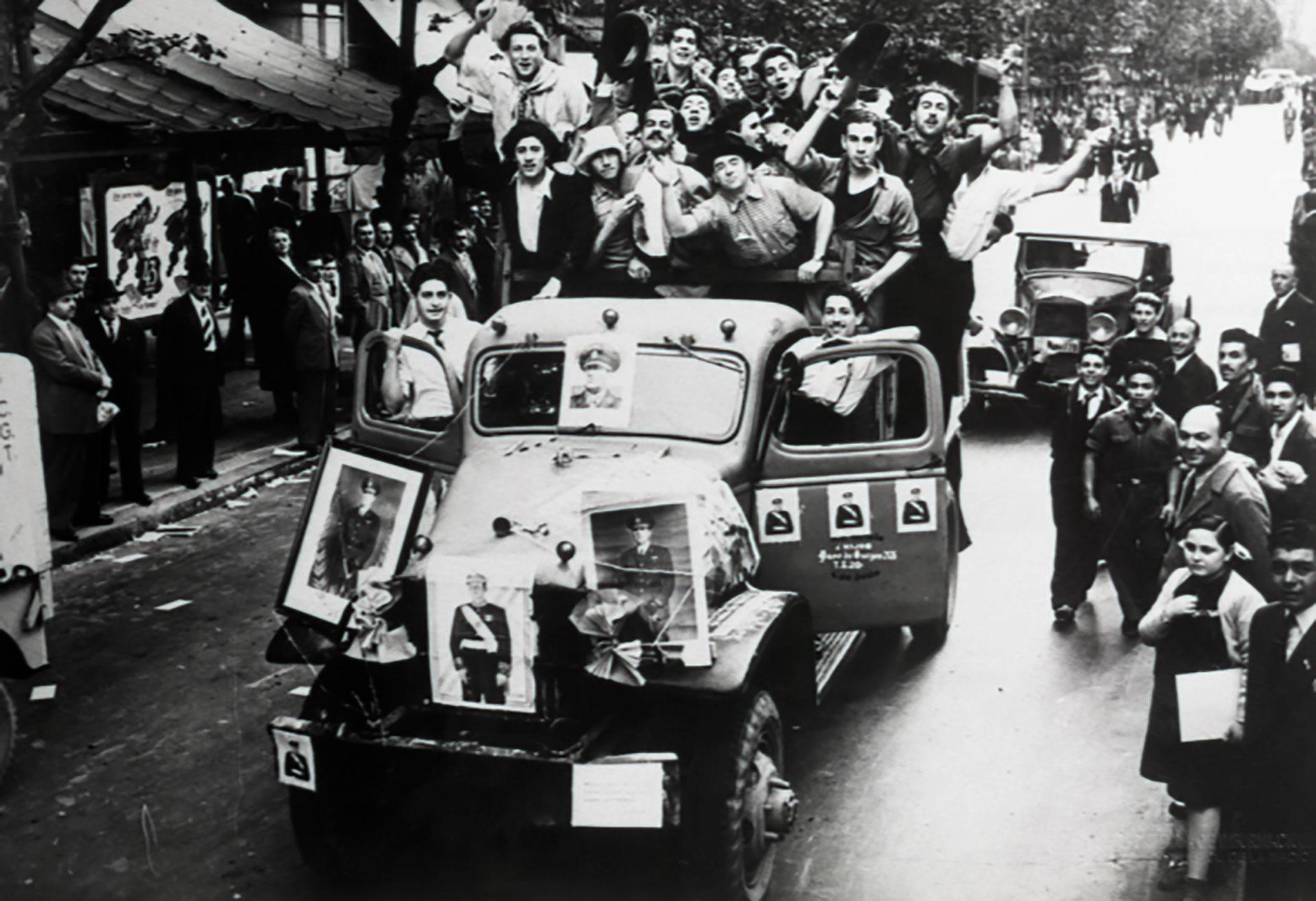 17 de octubre: las condiciones que Perón exigió a los militares para desactivar la movilización en Plaza de Mayo - Infobae