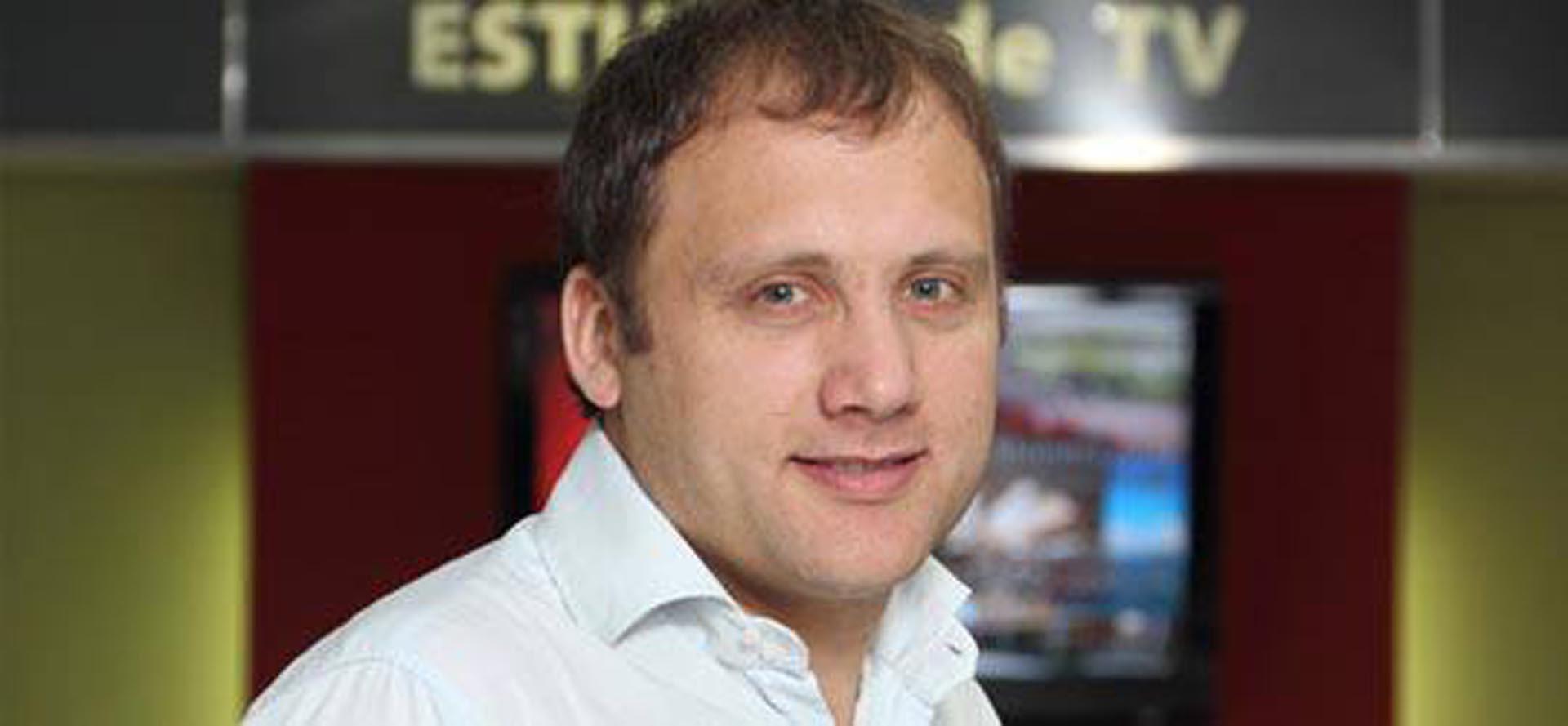 Santiago Marino, director de investigaciones de la Defensoría del Público