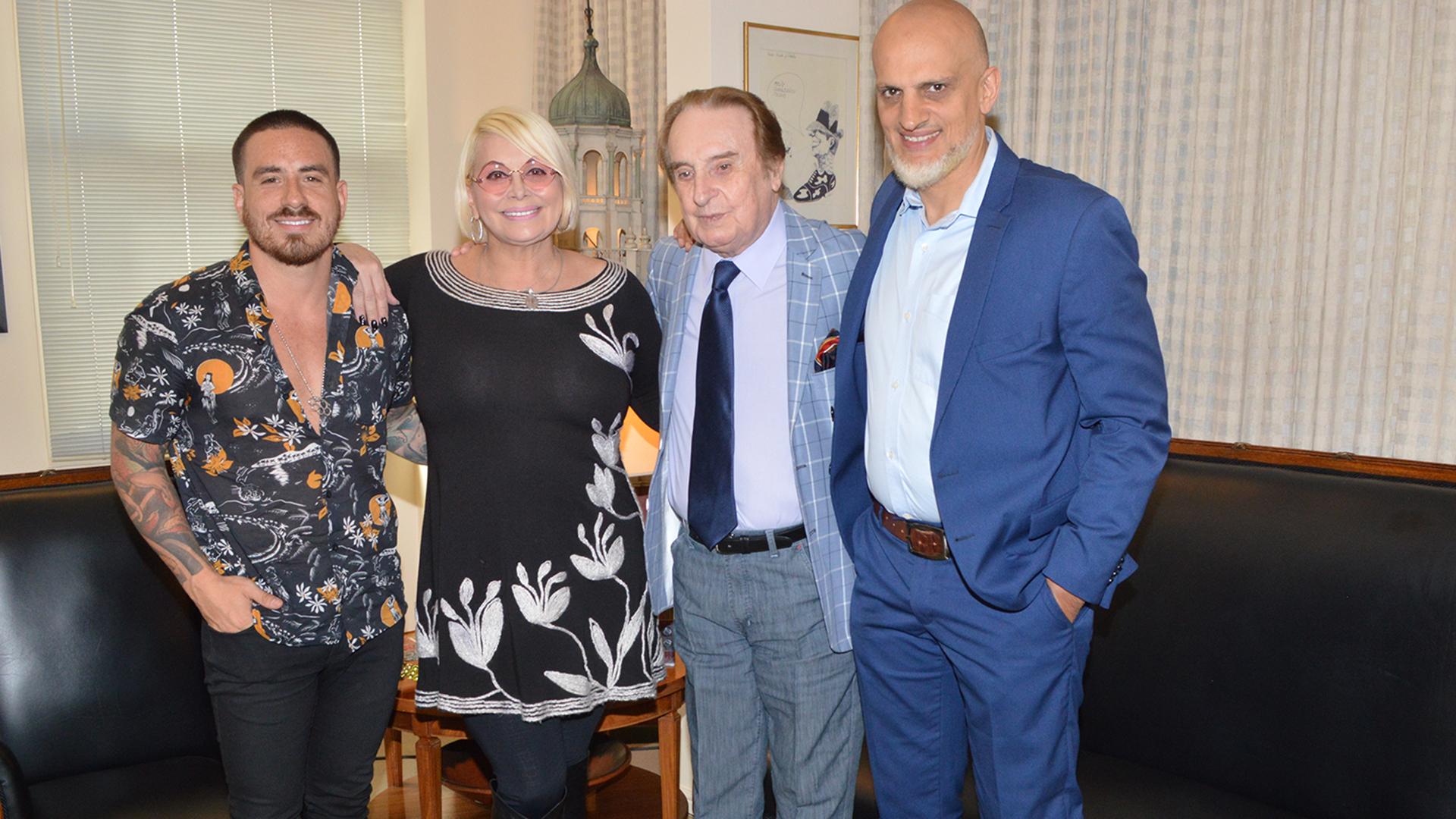 Con la producción de Guillermo Marín, el espectáculo apunta a buscar un nombre fuerte como vedette, y la idea sería contar con Jimena Barón