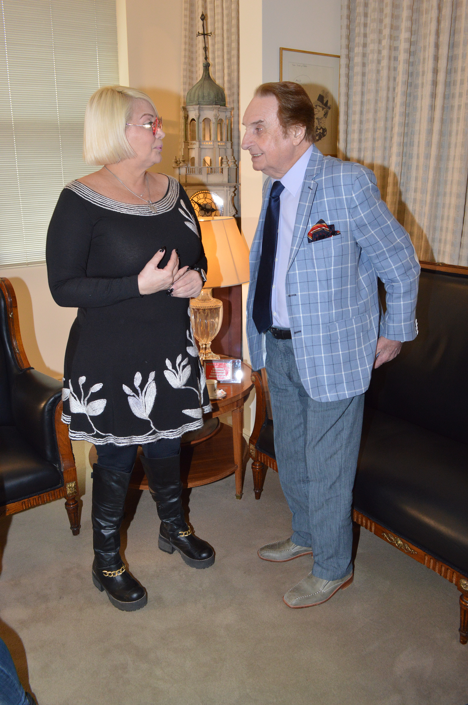 Carmen Barbieri y Santiago Bal, nuevamente juntos en el teatro
