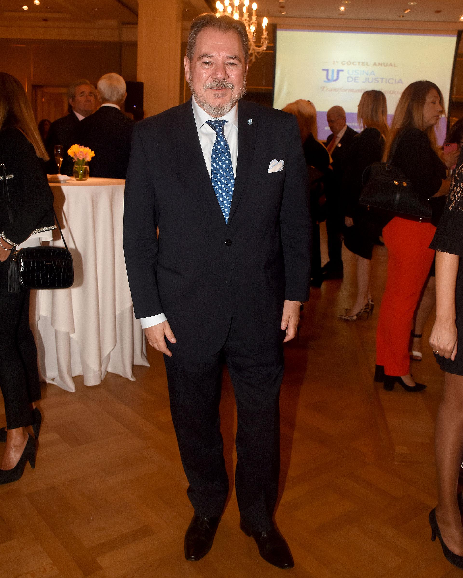 El empresario Mario Montoto