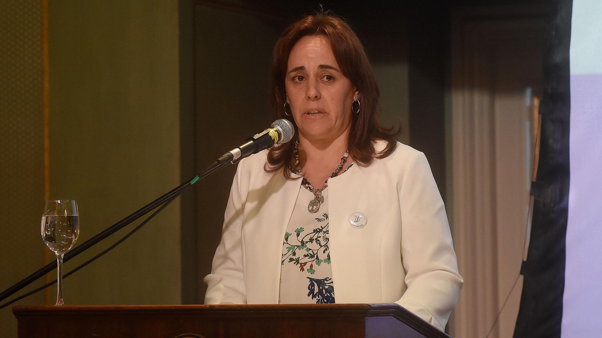 Las emotivas palabras de Karina Massa, la madre de Matías Gandolfo, asesinado en 2014 para robarle el celular